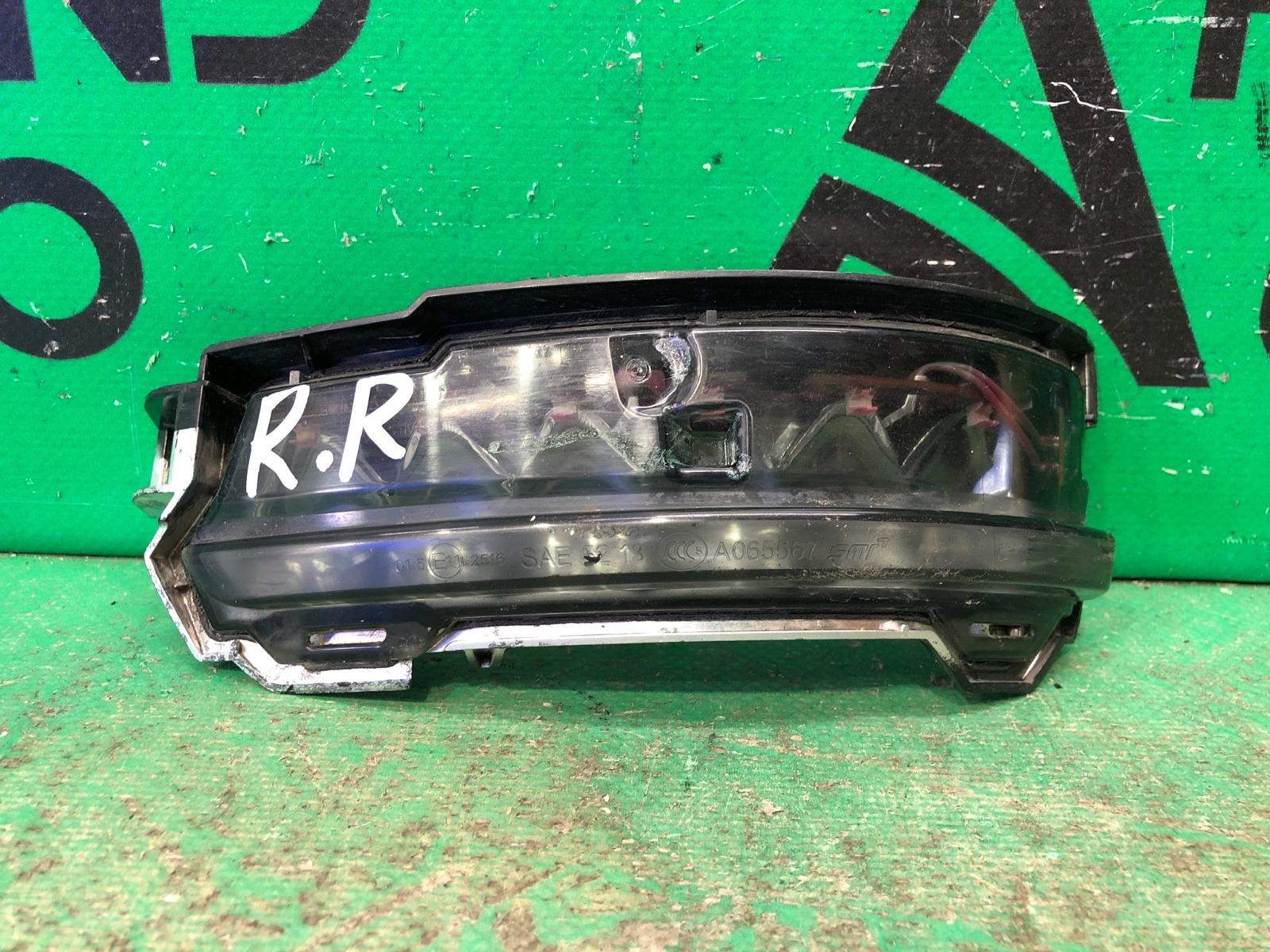 Повторитель указателя поворота Land Rover Range Rover Evoque 1 2011 левый (б/у)