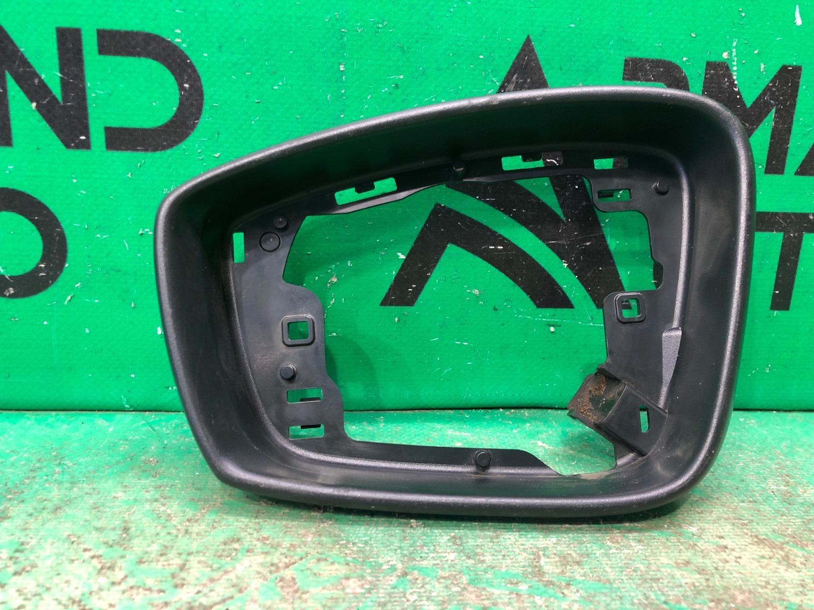 Корпус зеркала Skoda Rapid 1 2012 левый (б/у)