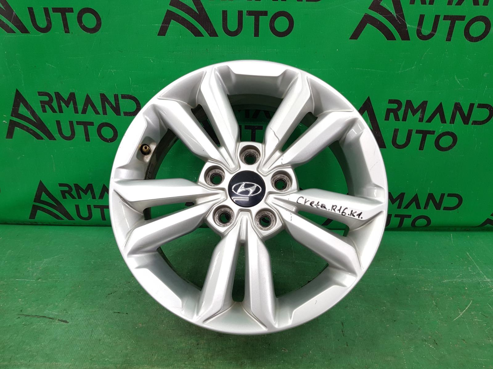 Диск r16 Hyundai Creta 1 2016 (б/у)