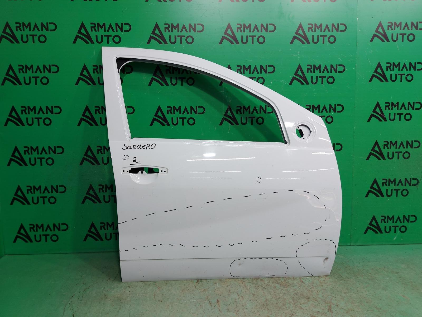 Дверь Renault Duster 1 2010 передняя правая (б/у)