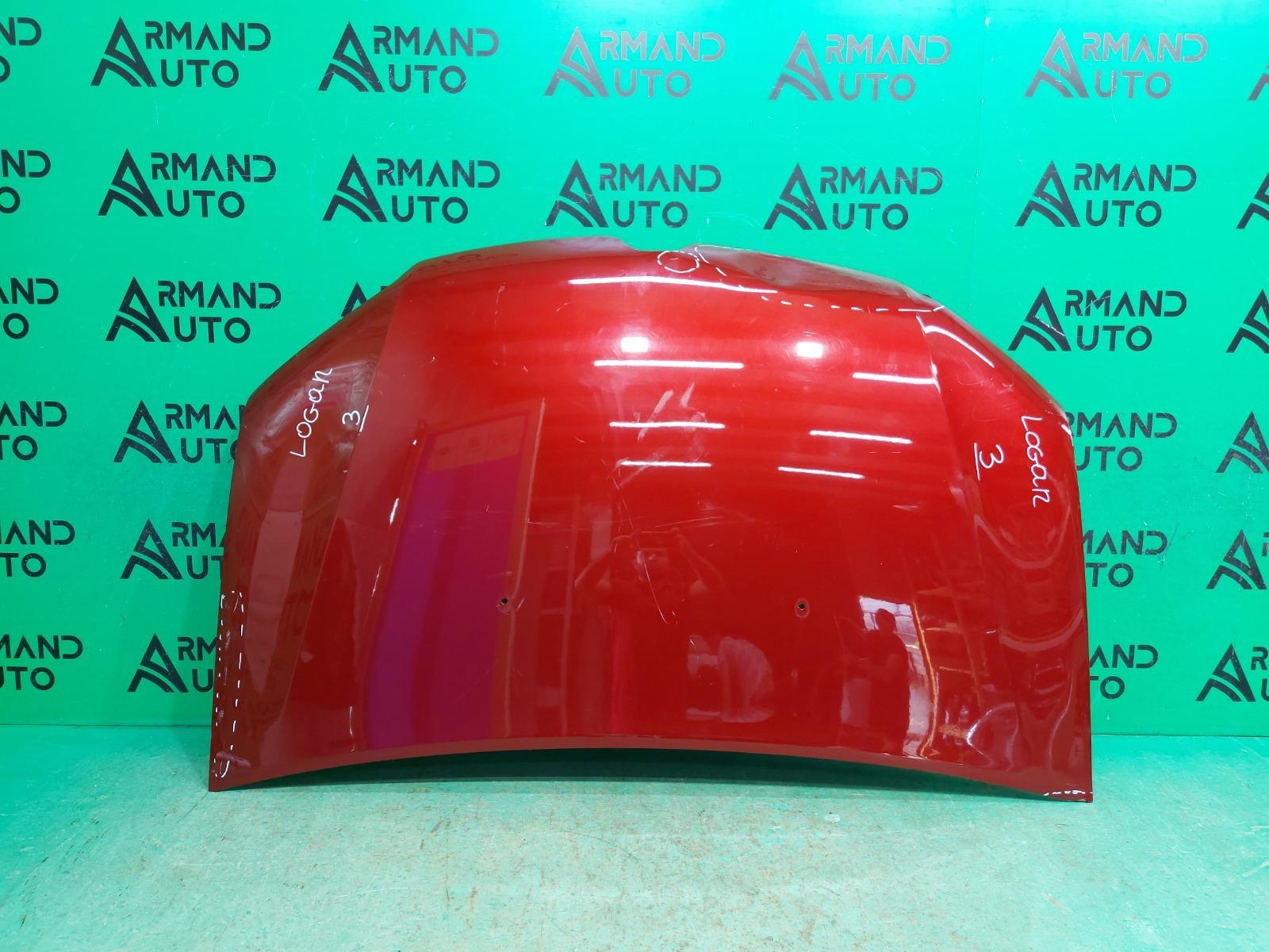 Капот Renault Sandero 2 2014 (б/у)