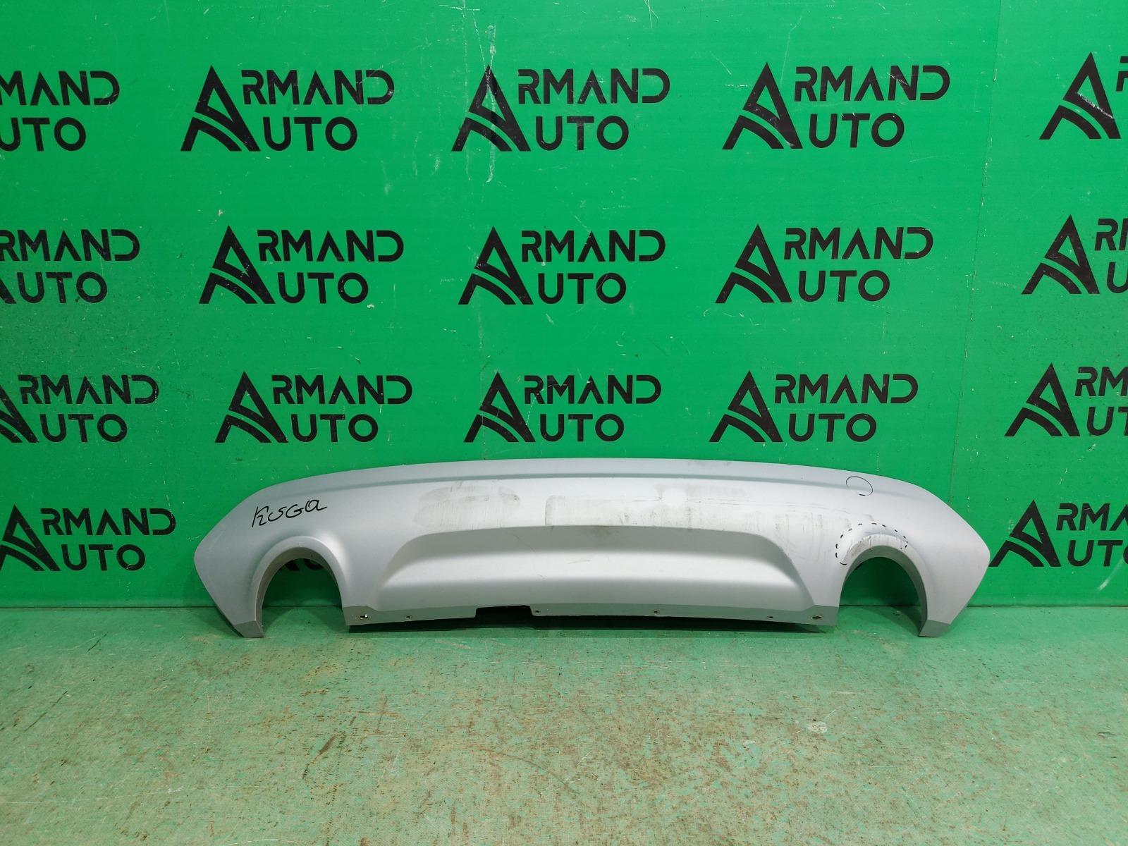 Накладка бампера Ford Kuga 2 2012 задняя (б/у)