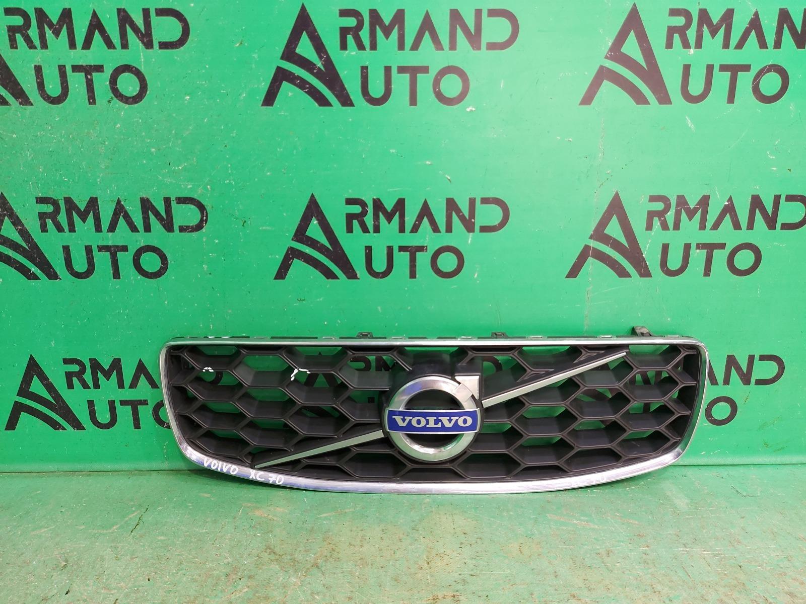 Решетка радиатора Volvo Xc70 2 РЕСТАЙЛИНГ 2013 (б/у)