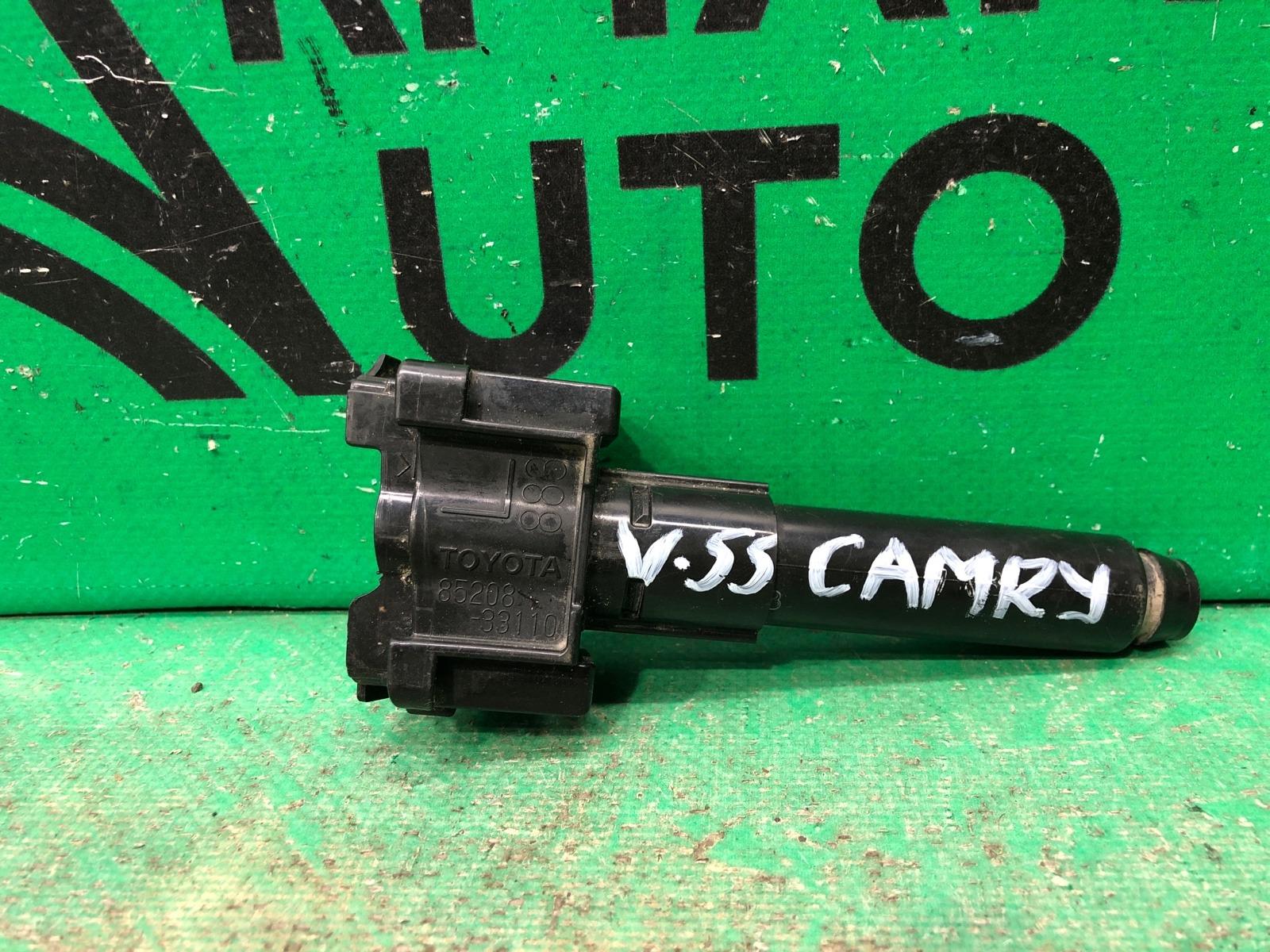 Форсунка омывателя Toyota Camry V50 РЕСТАЙЛИНГ 2014 левая (б/у)