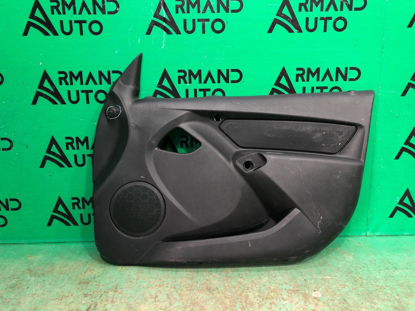 Обшивка двери Lada Granta 2011 передняя правая (б/у)