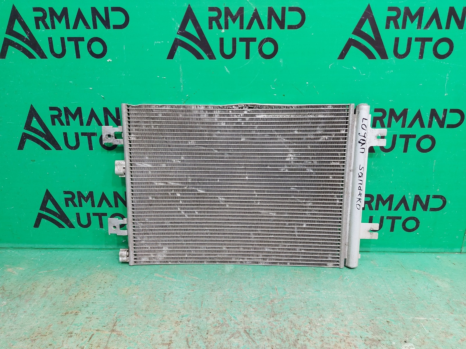 Радиатор кондиционера Lada Largus 1 2012 (б/у)