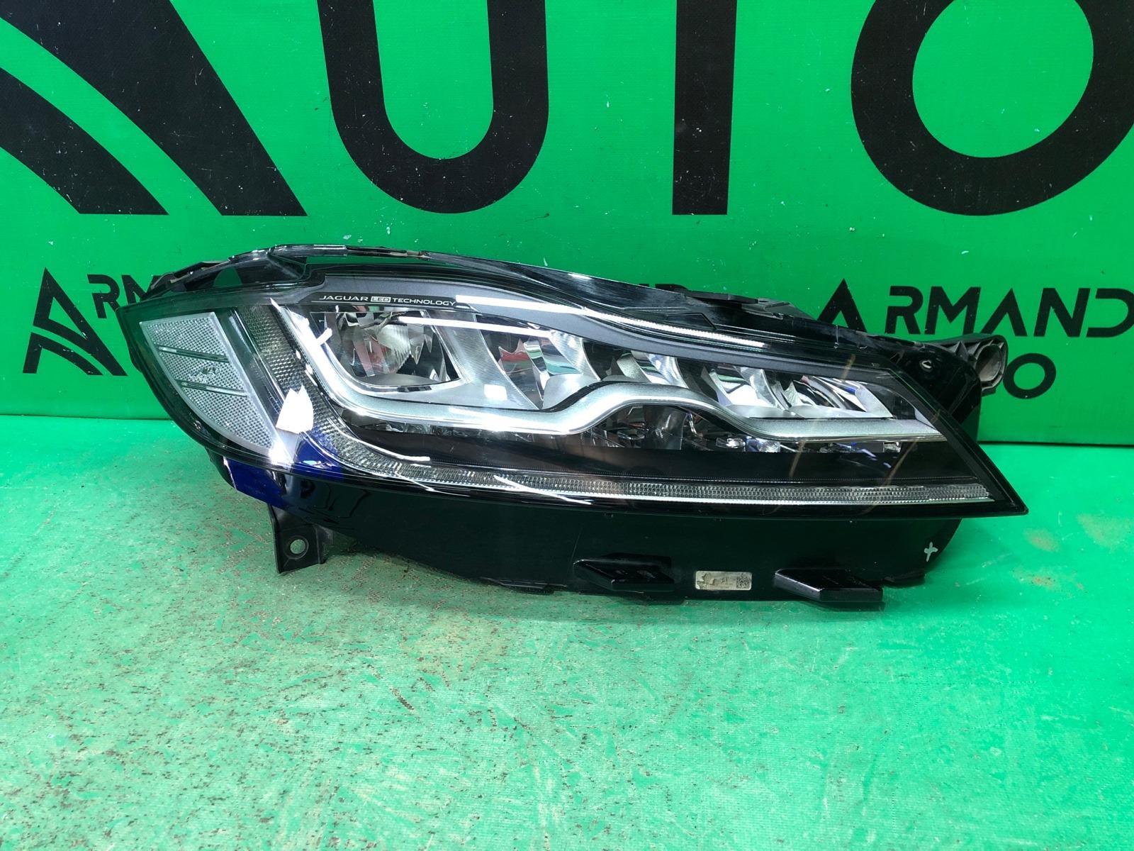 Фара Jaguar Xf 2 2015 правая (б/у)