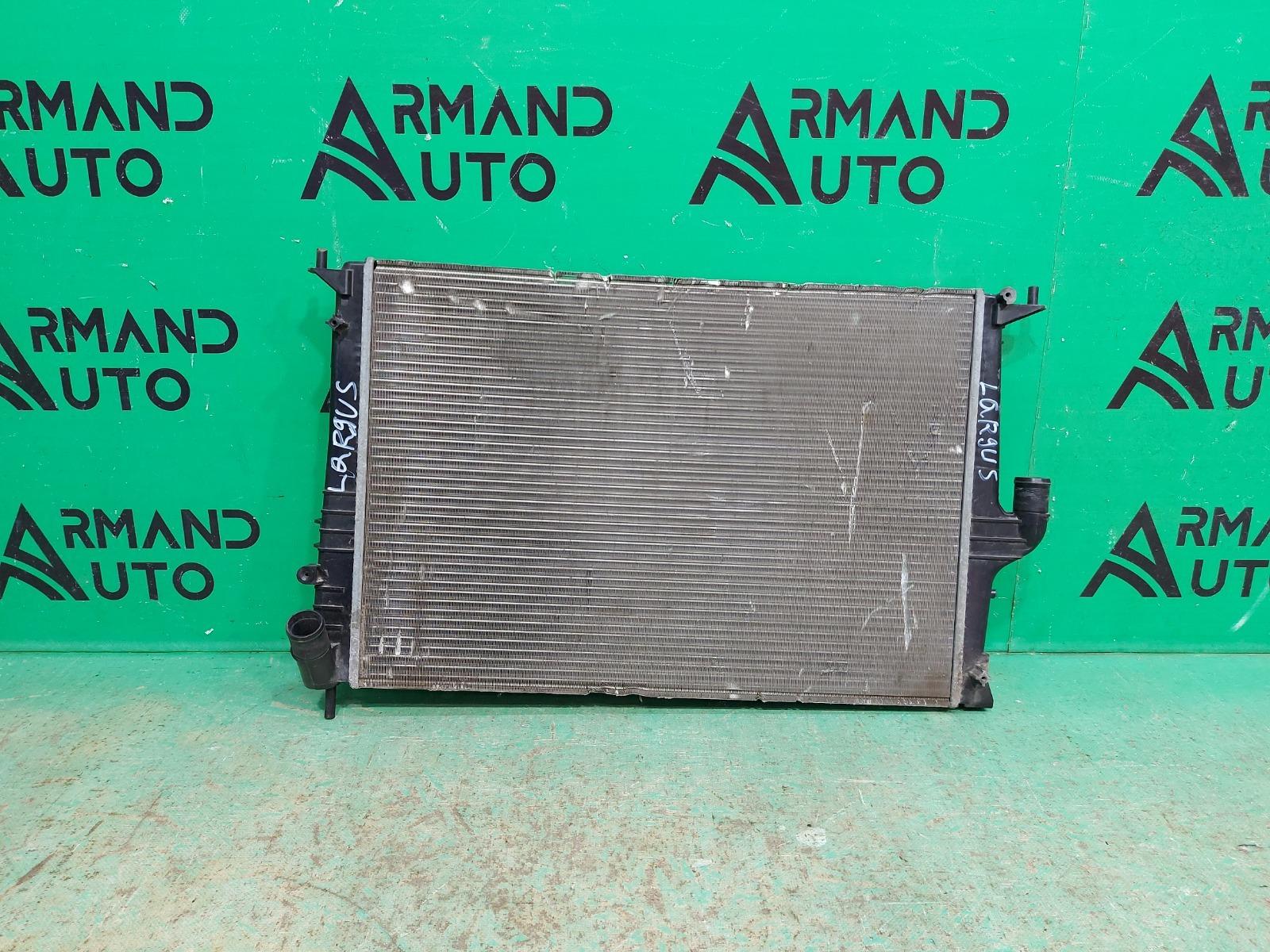 Радиатор охлаждения Lada Largus 1 2012 (б/у)