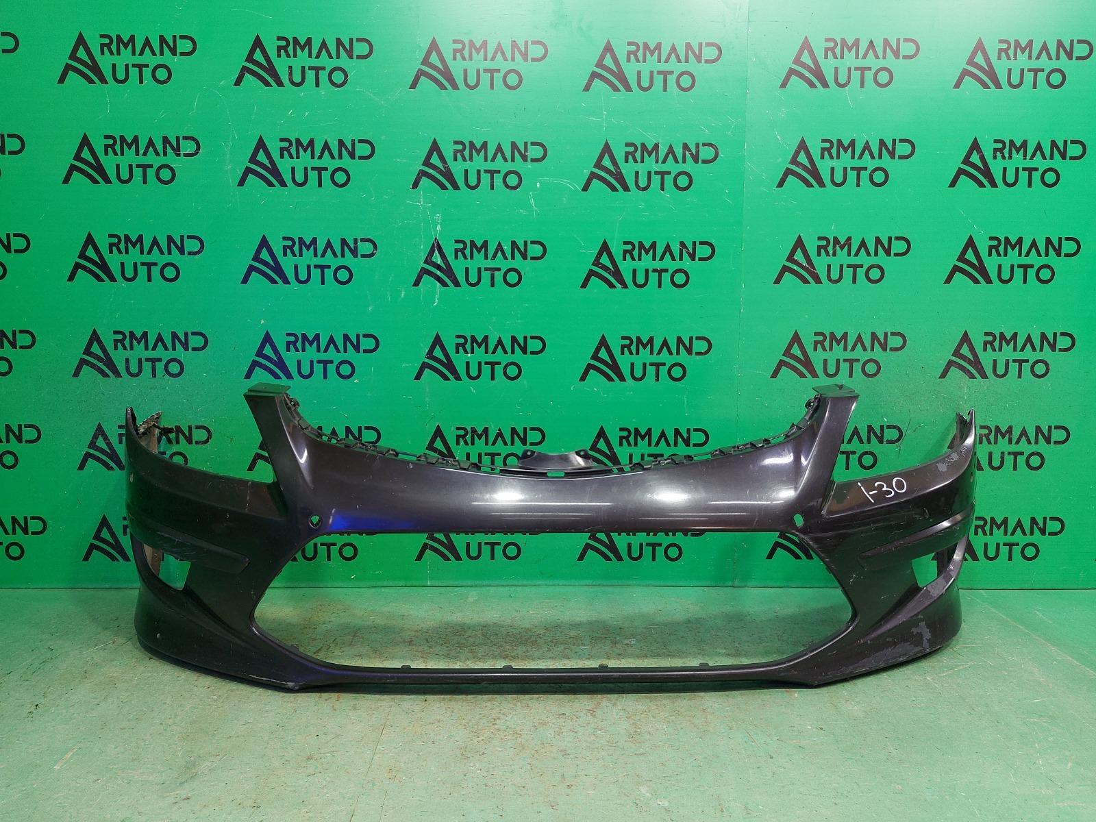 Бампер Hyundai I30 1 2007 передний (б/у)
