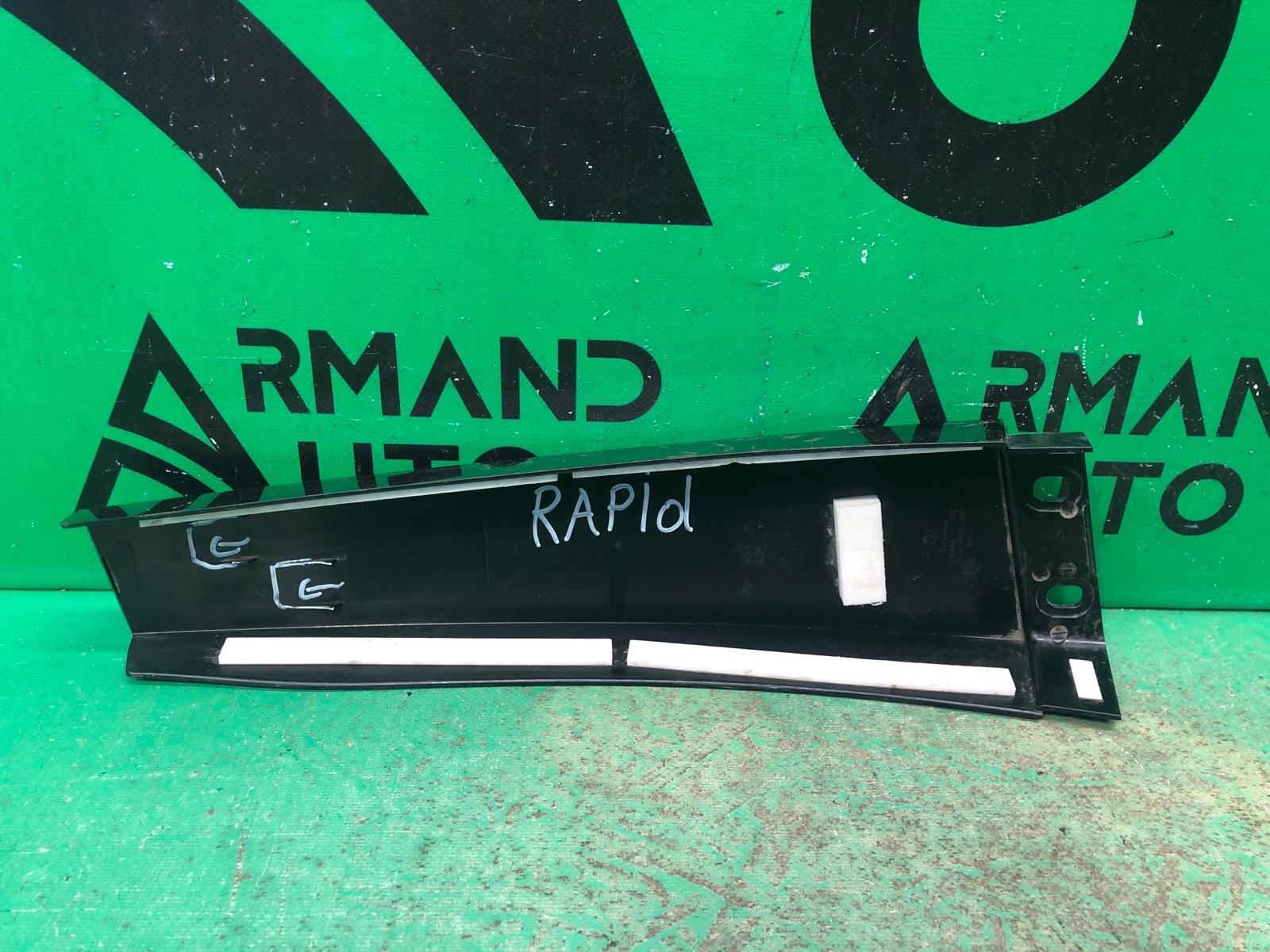 Накладка стойки Skoda Rapid 1 2012 правая (б/у)