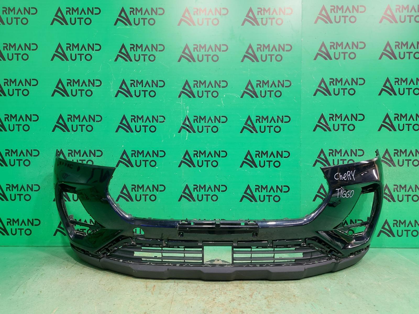 Бампер Chery Tiggo 7 Pro 1 2020 передний (б/у)