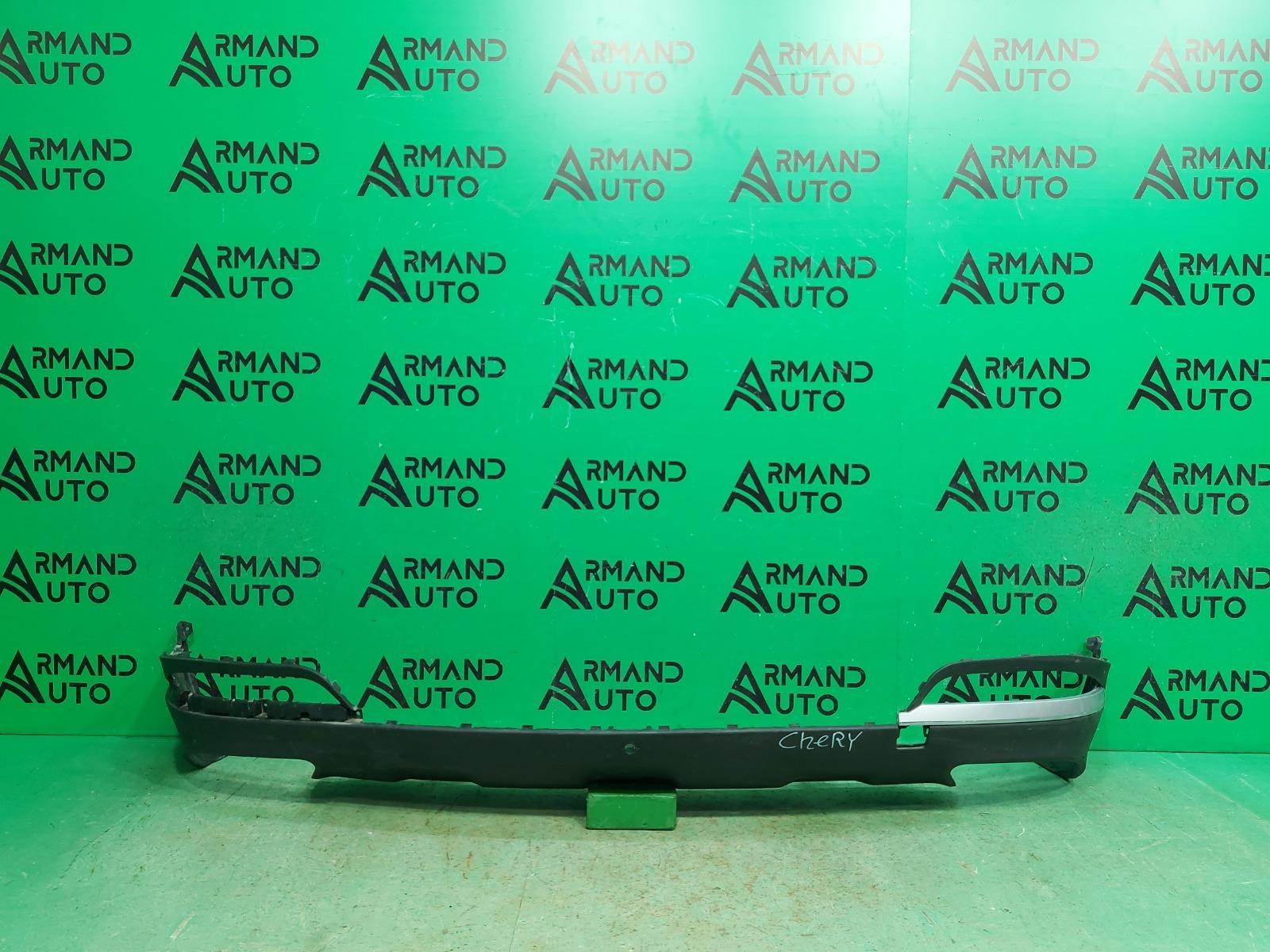Юбка бампера Chery Tiggo 7 Pro 1 2020 (б/у)