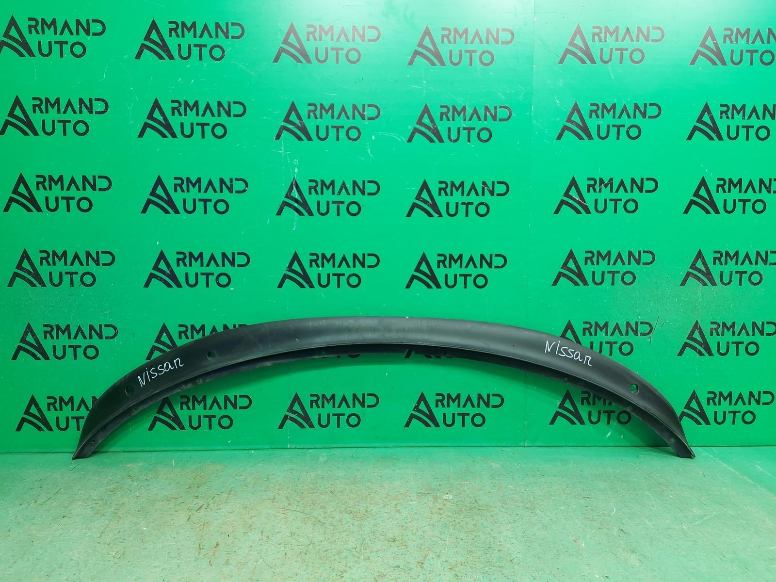 Юбка бампера Infiniti Qx60 L50 2013 передняя (б/у)