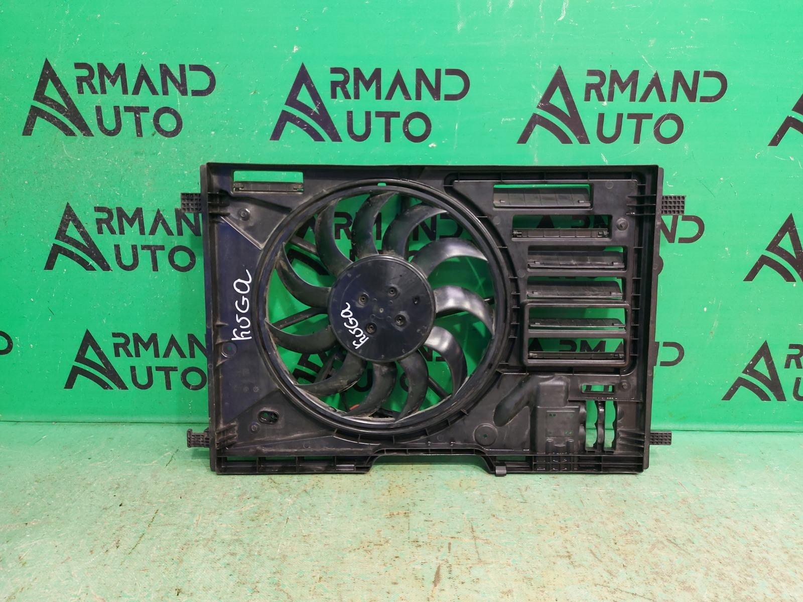 Диффузор вентилятора Ford Kuga 2 2012 (б/у)