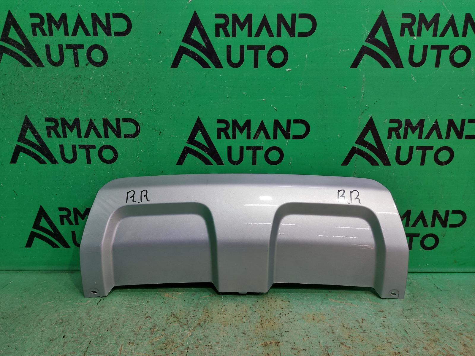 Накладка бампера Land Rover Range Rover Sport 2 2013 задняя (б/у)