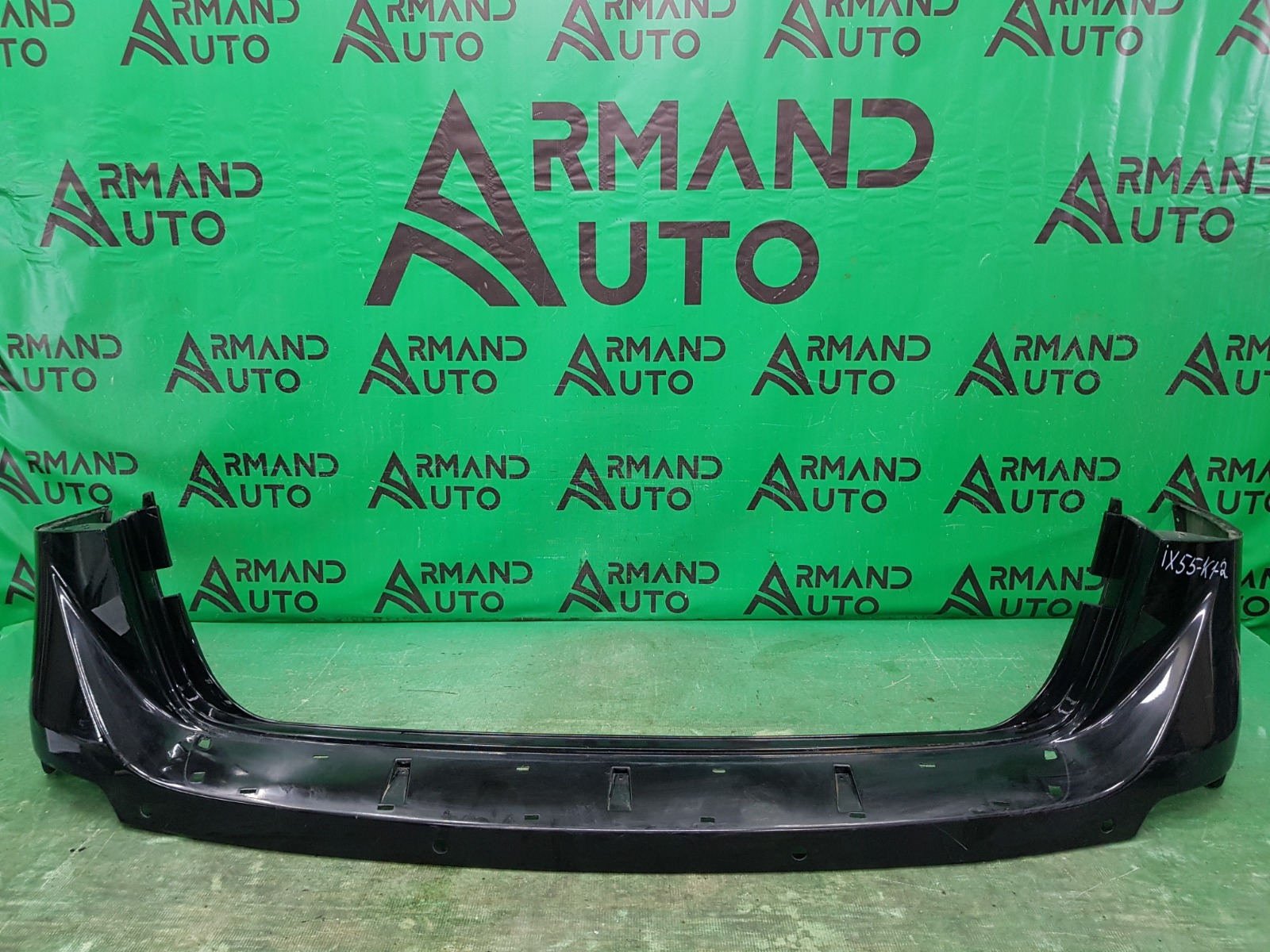 Бампер Hyundai Ix55 1 2008 задний верхний (б/у)