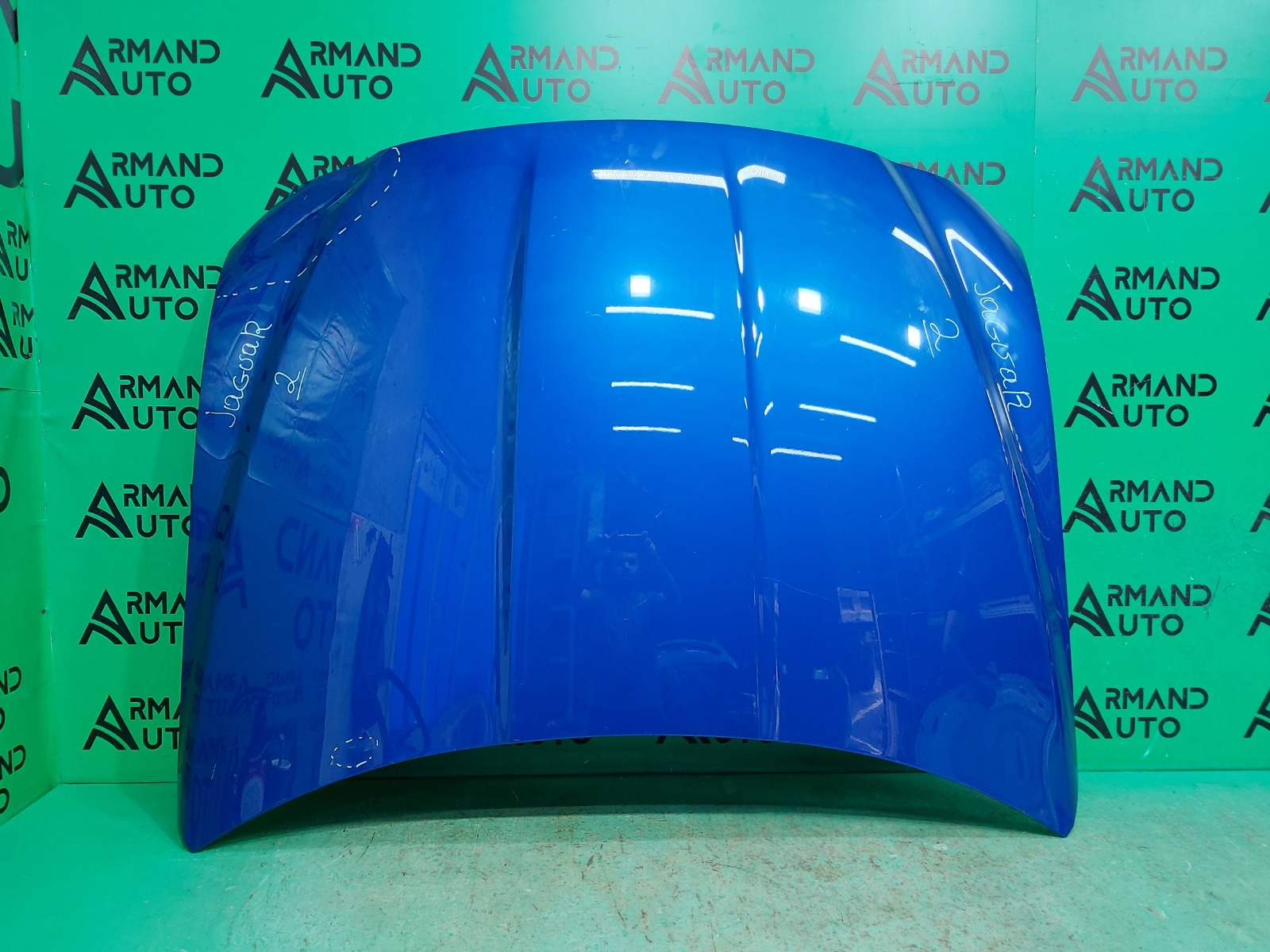 Капот Jaguar Xe 1 2015 (б/у)