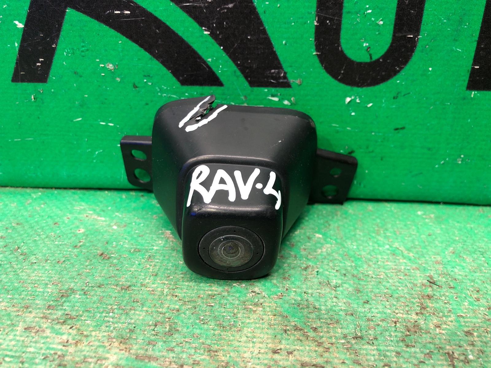 Камера Toyota Rav4 CA40 РЕСТАЙЛИНГ 2015 передняя (б/у)