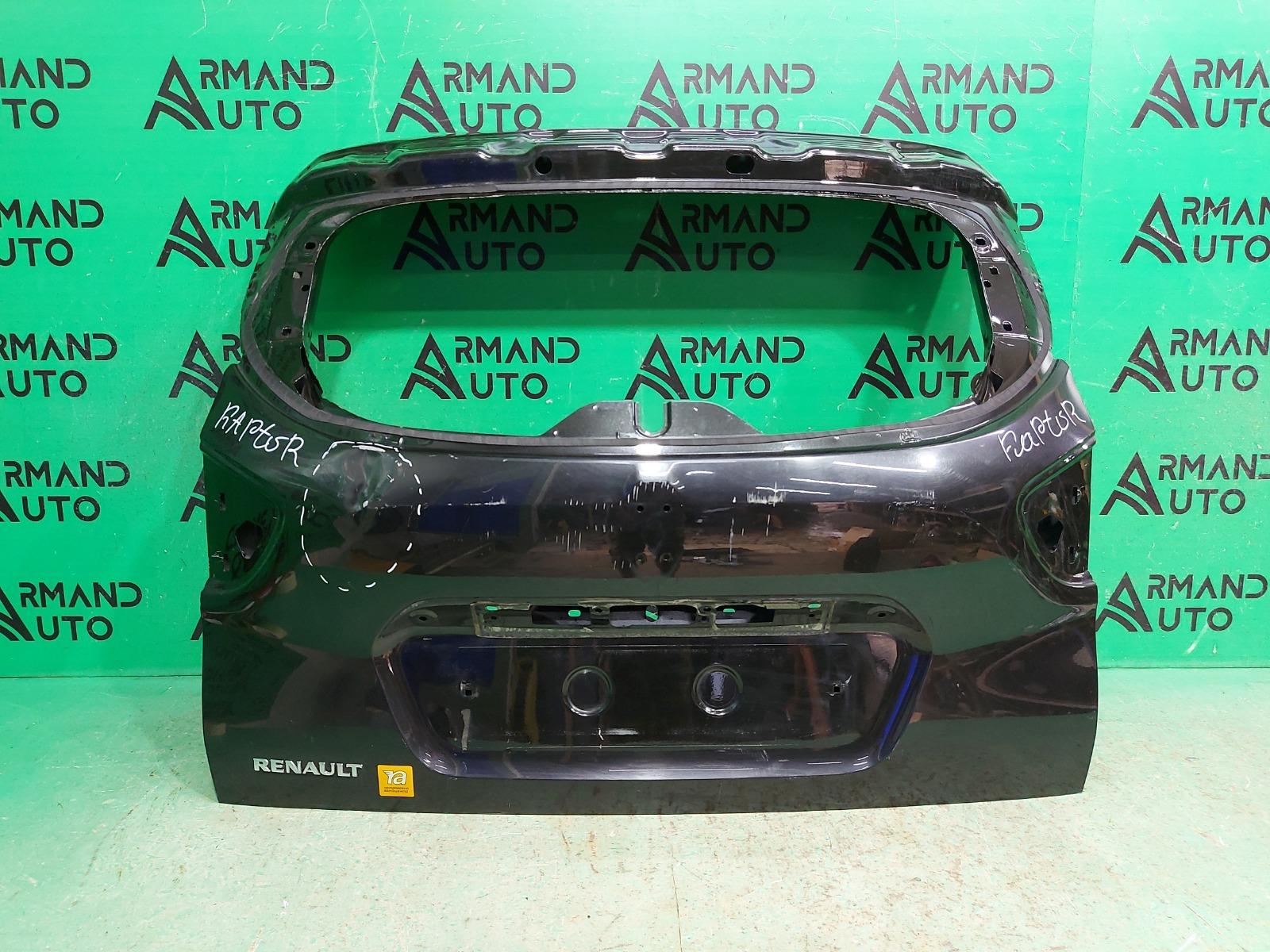 Дверь багажника Renault Kaptur 1 2016 (б/у)