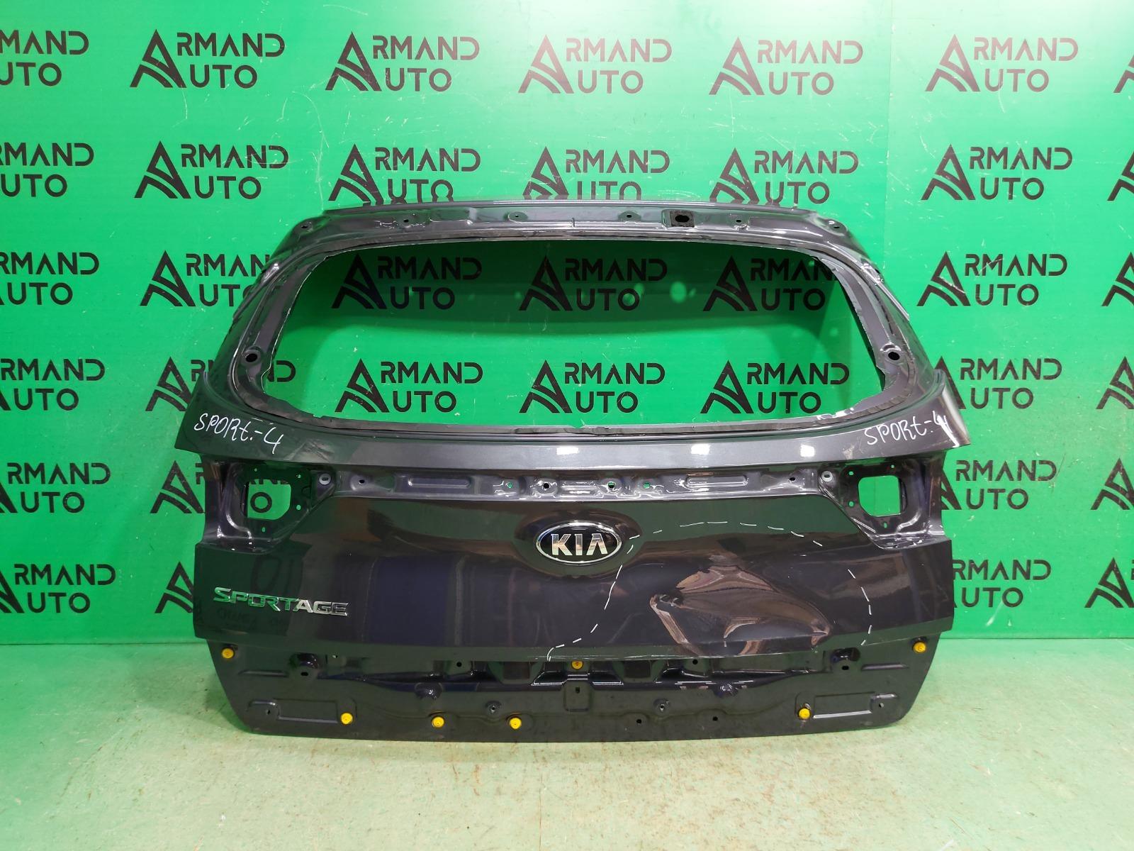 Дверь багажника Kia Sportage 4 2016 (б/у)