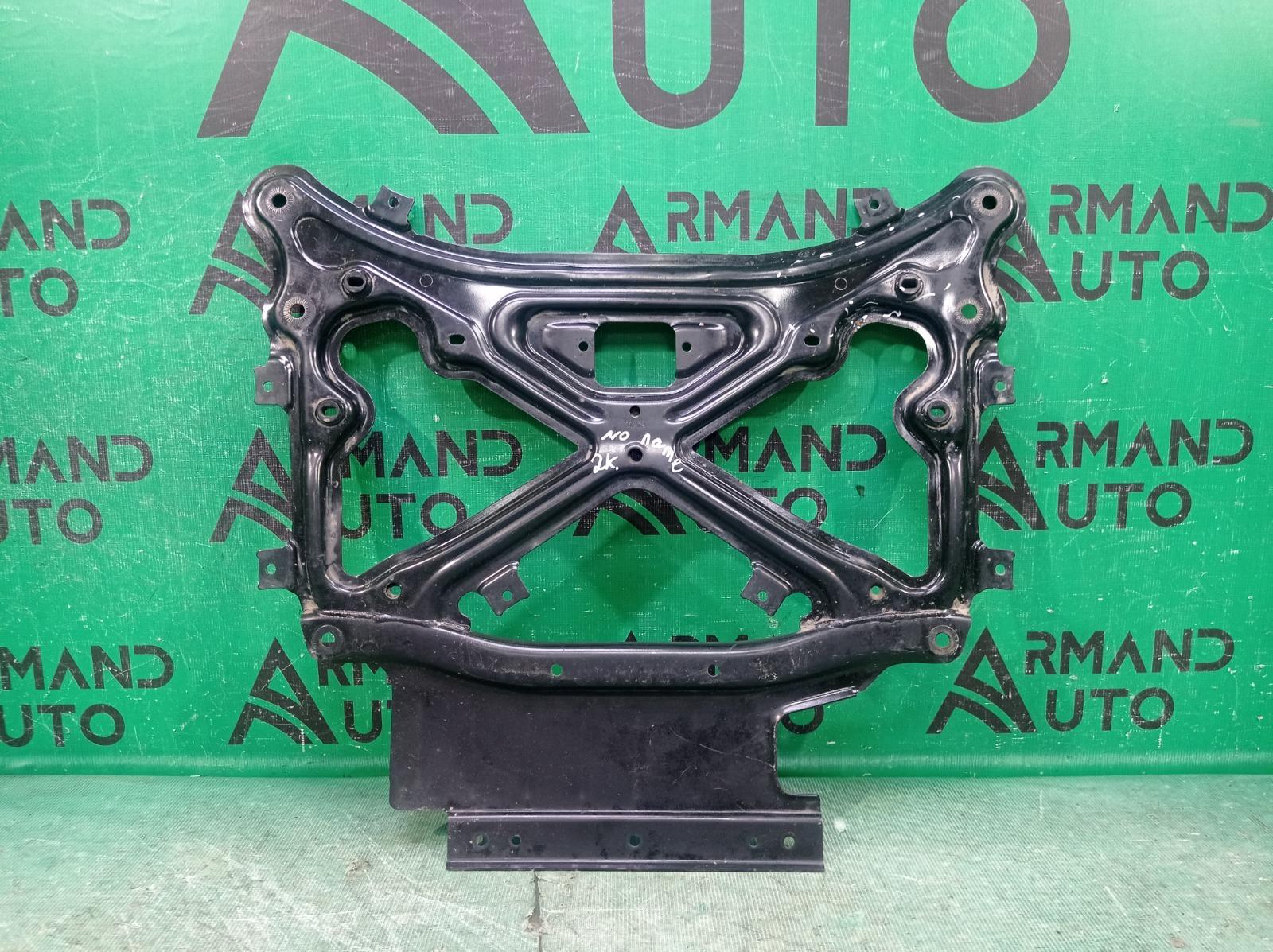 Кронштейн защиты картера Audi Q7 2 4M 2015 (б/у)