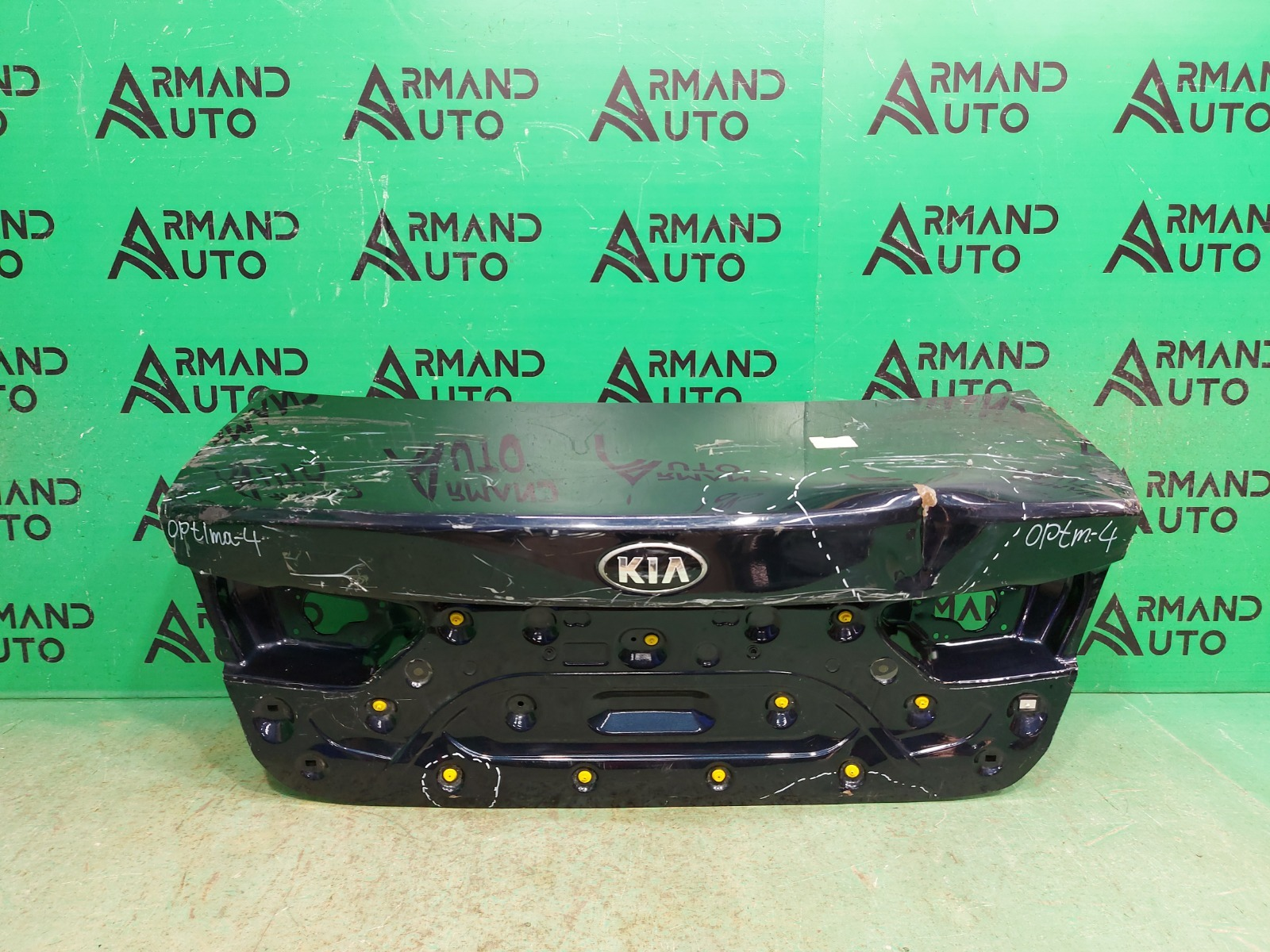 Крышка багажника Kia Optima 4 2016 (б/у)