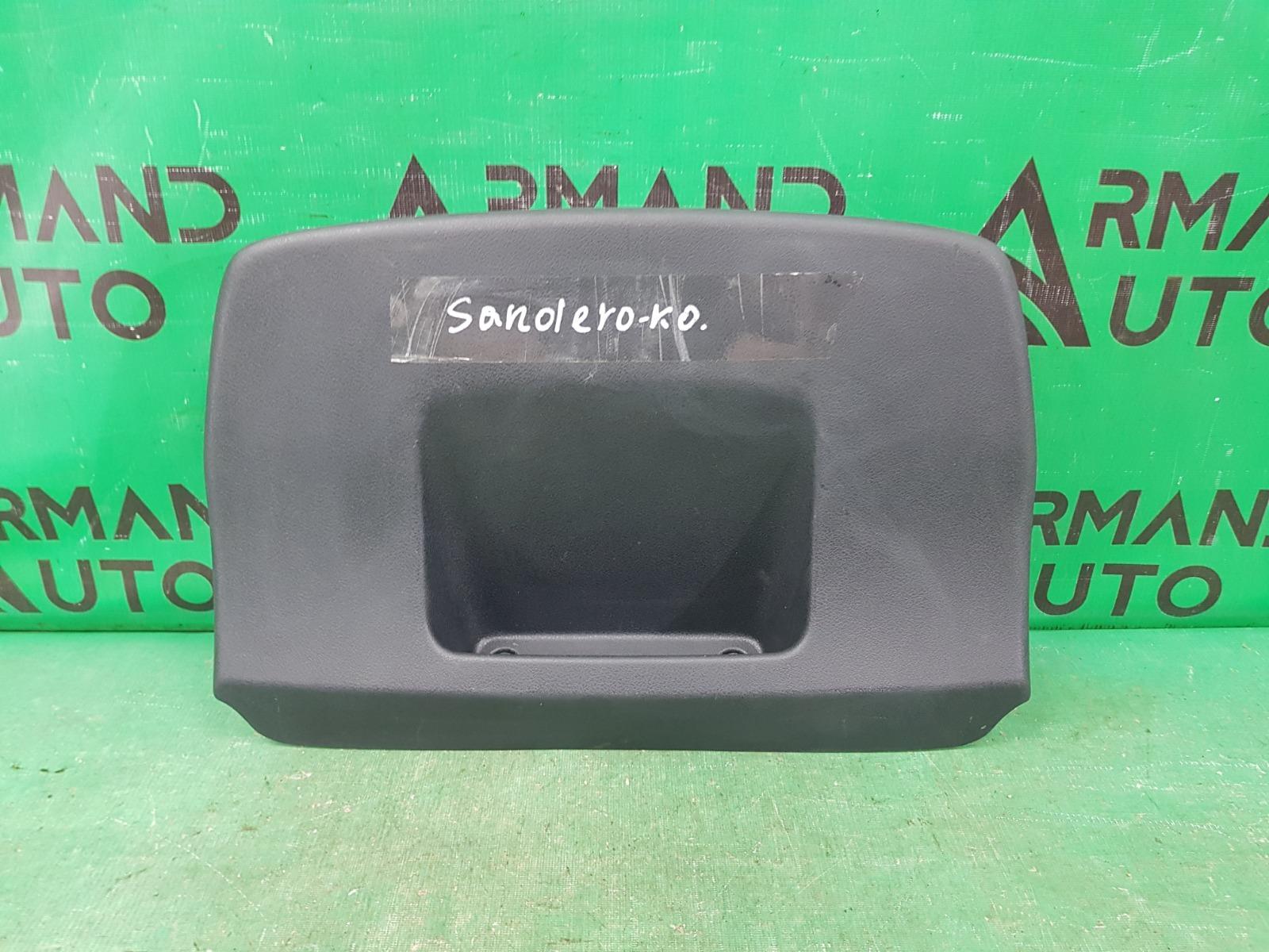 Обшивка двери багажника Renault Sandero 2 2014 (б/у)