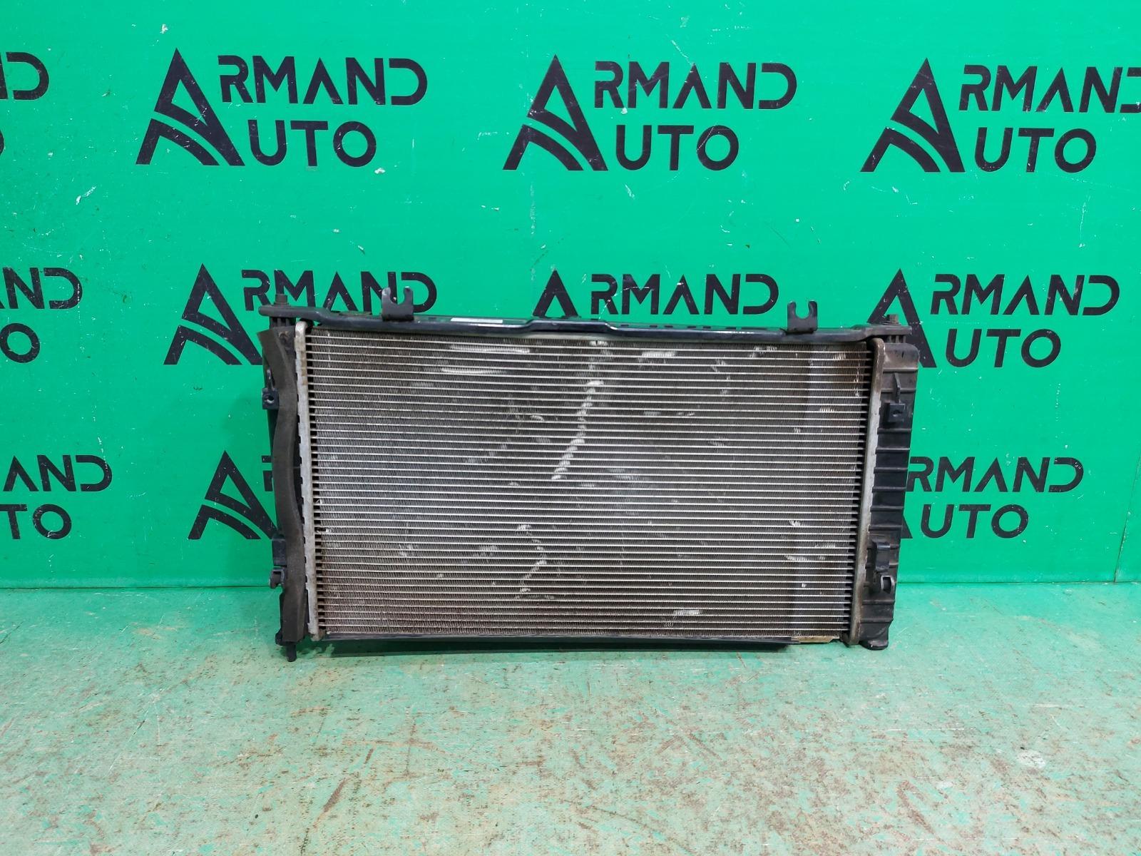 Радиатор охлаждения Lada Granta 2011 (б/у)