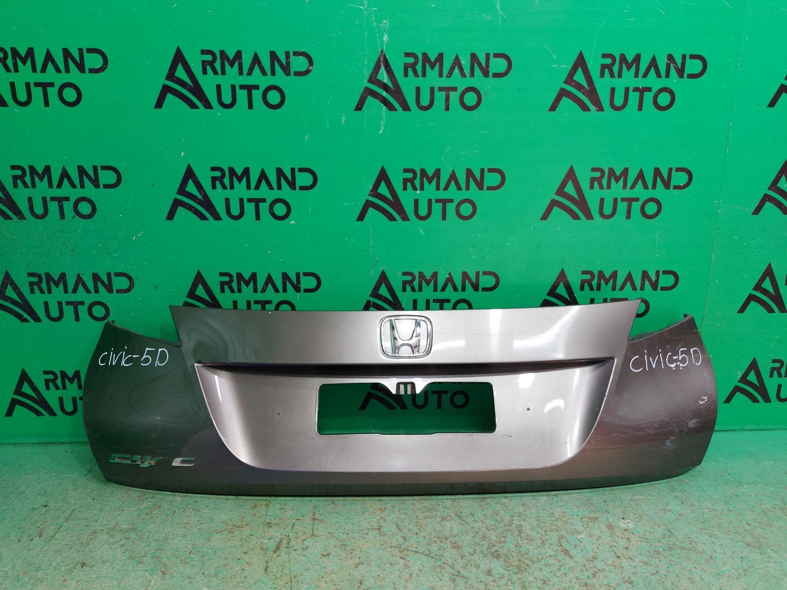 Накладка двери багажника Honda Civic 9 2011 (б/у)
