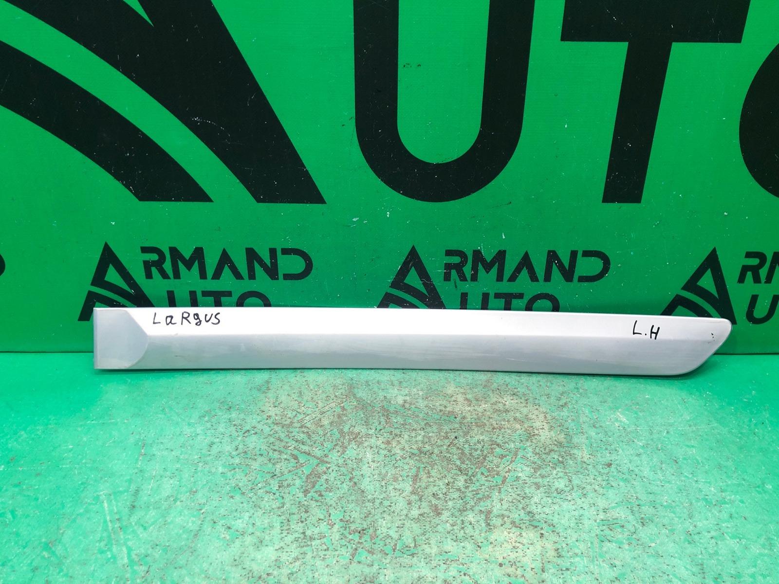 Накладка двери Lada Granta FL РЕСТАЙЛИНГ 2017 задняя левая (б/у)