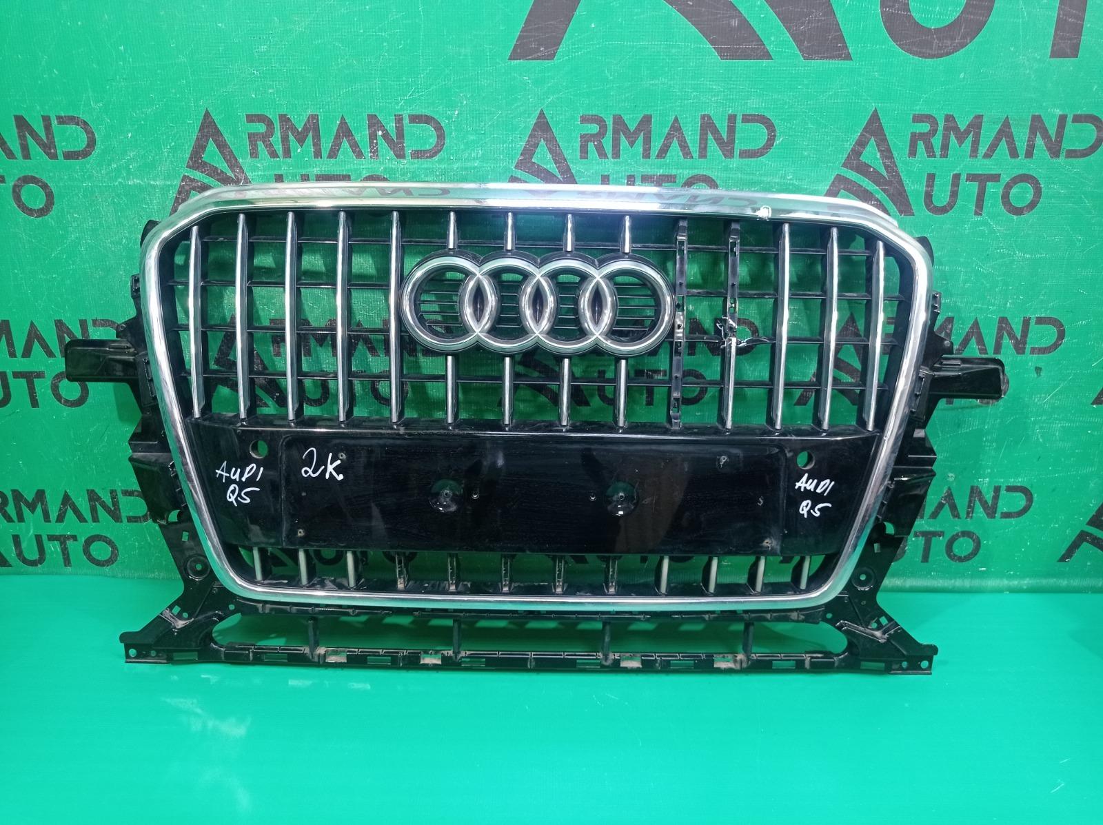 Решетка радиатора Audi Q5 1 8R 2012 (б/у)