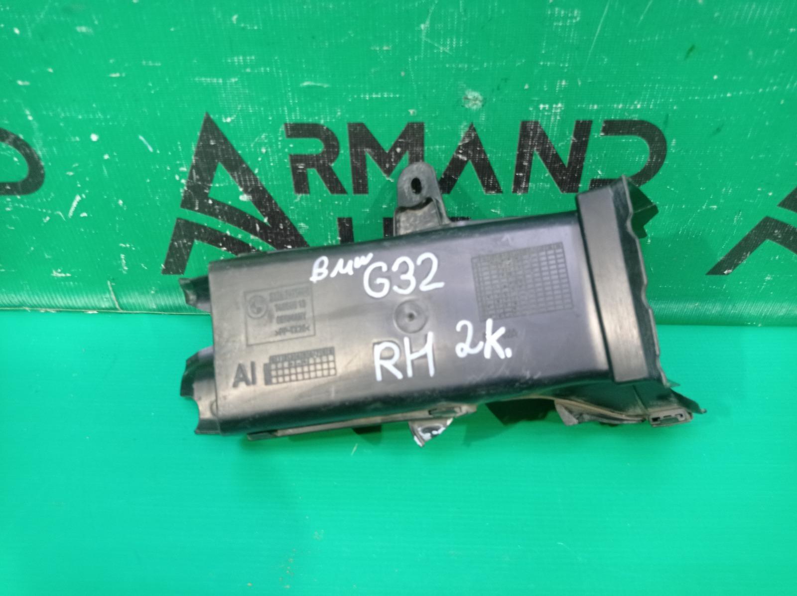 Воздуховод тормозного диска Bmw 6 Series G32 2017 передний правый (б/у)