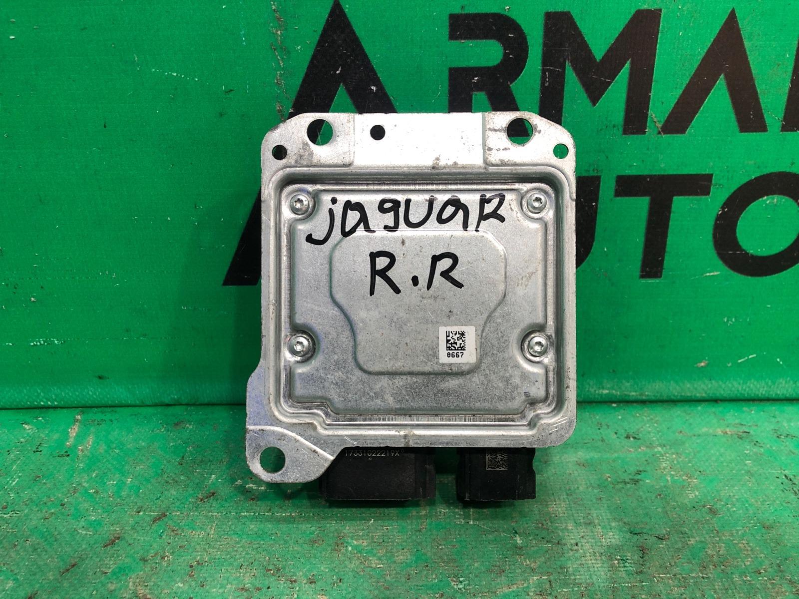 Блок управления airbag Land Rover Discovery Sport 1 2014 (б/у)