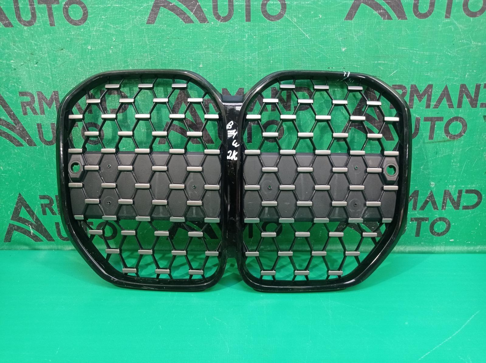 Решетка радиатора Bmw 4 Series G22 2020 (б/у)