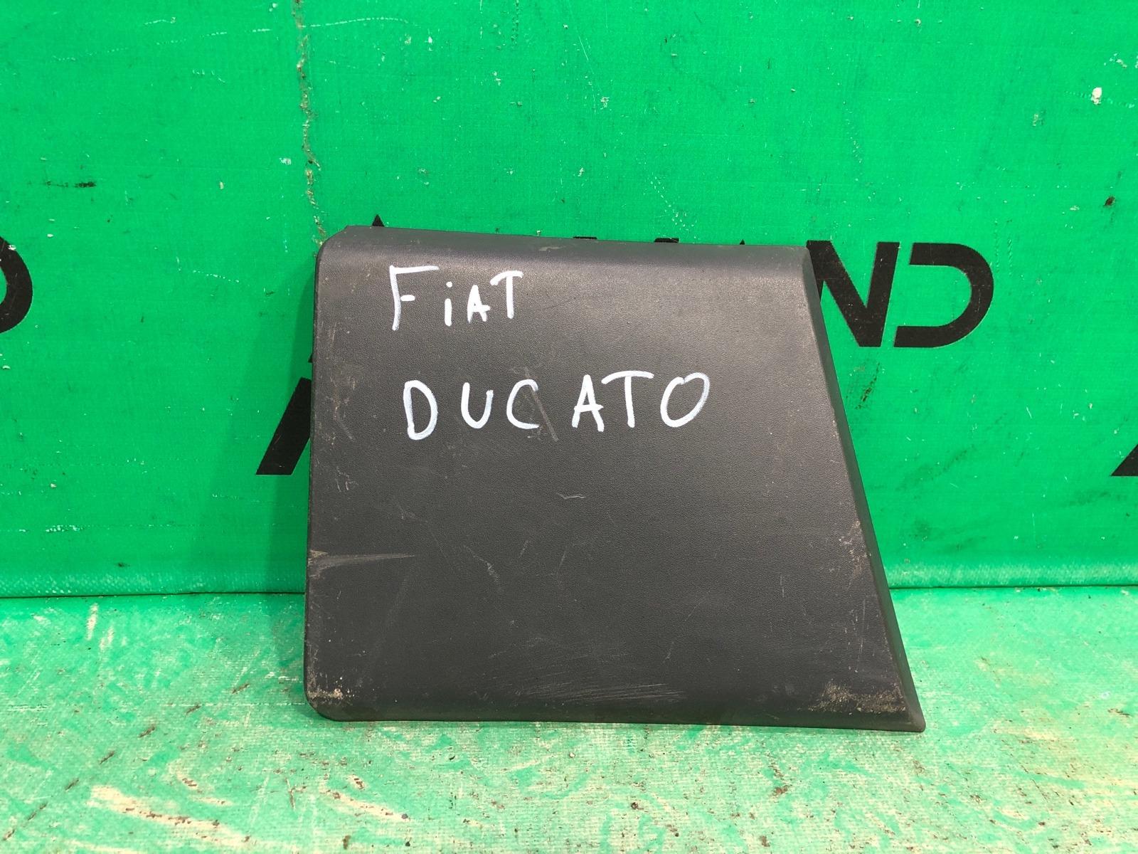 Накладка двери Fiat Ducato 3 2006 задняя правая (б/у)