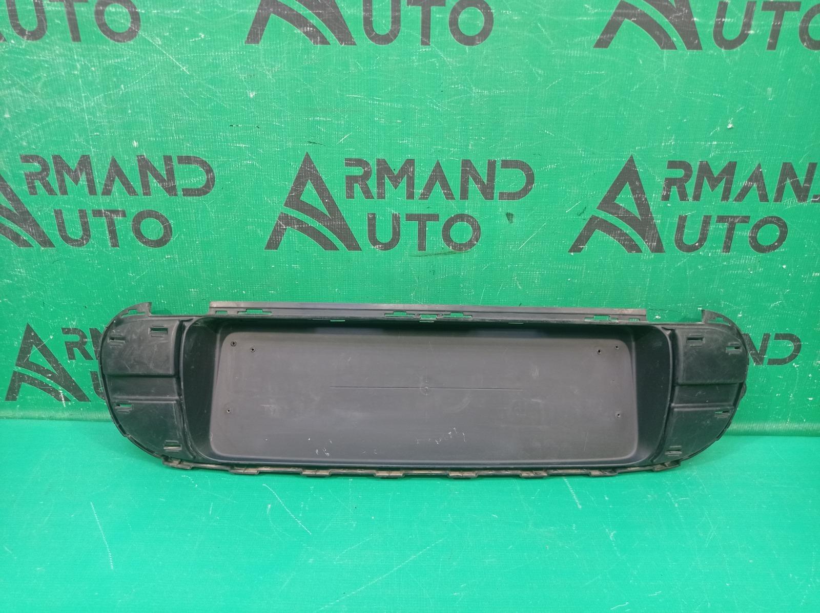 Накладка бампера Mini Countryman R60 2010 задняя (б/у)