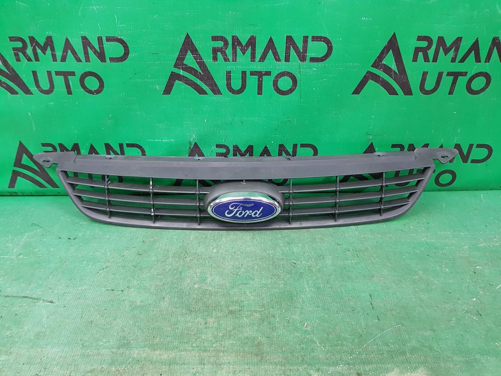 Решетка радиатора Ford Focus 2 РЕСТАЙЛИНГ 2008 (б/у)