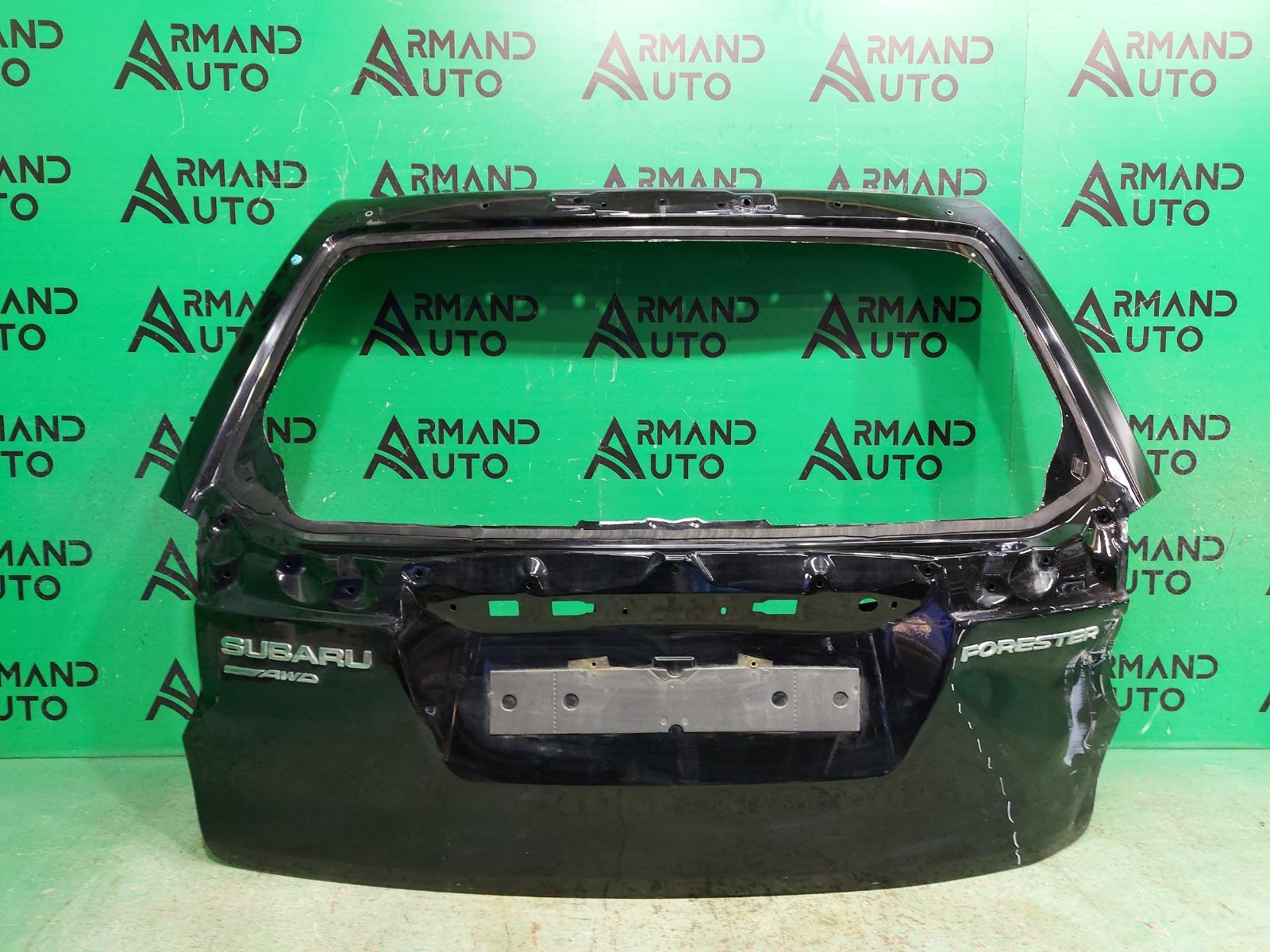 Дверь багажника Subaru Forester SJ 2012 (б/у)