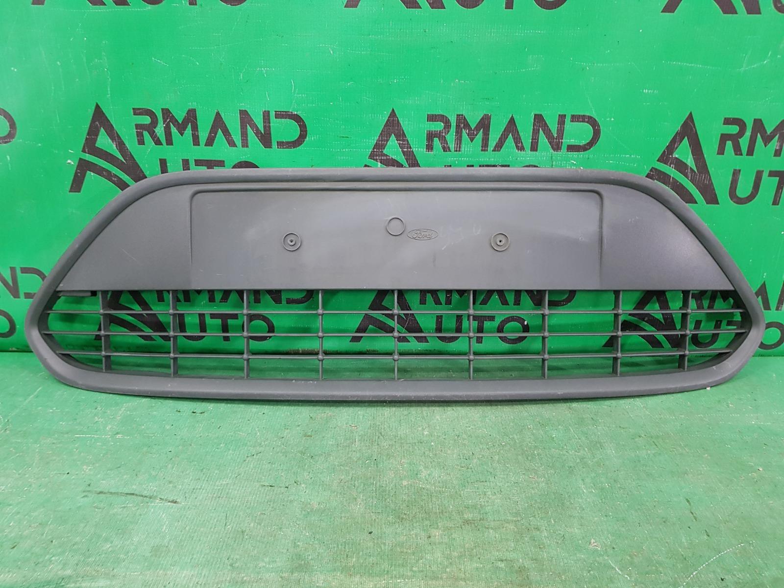 Решетка бампера Ford Focus 2 РЕСТАЙЛИНГ 2008 передняя (б/у)