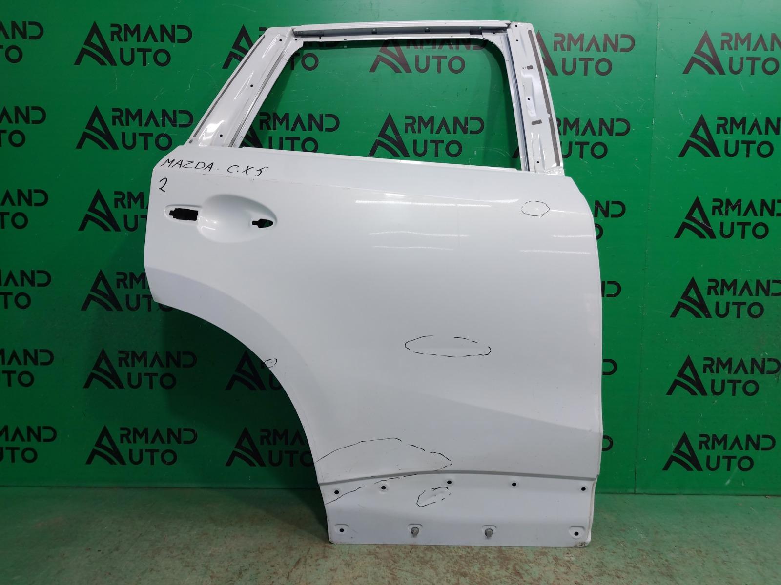 Дверь Mazda Cx5-Cx5 1 2011 задняя правая (б/у)