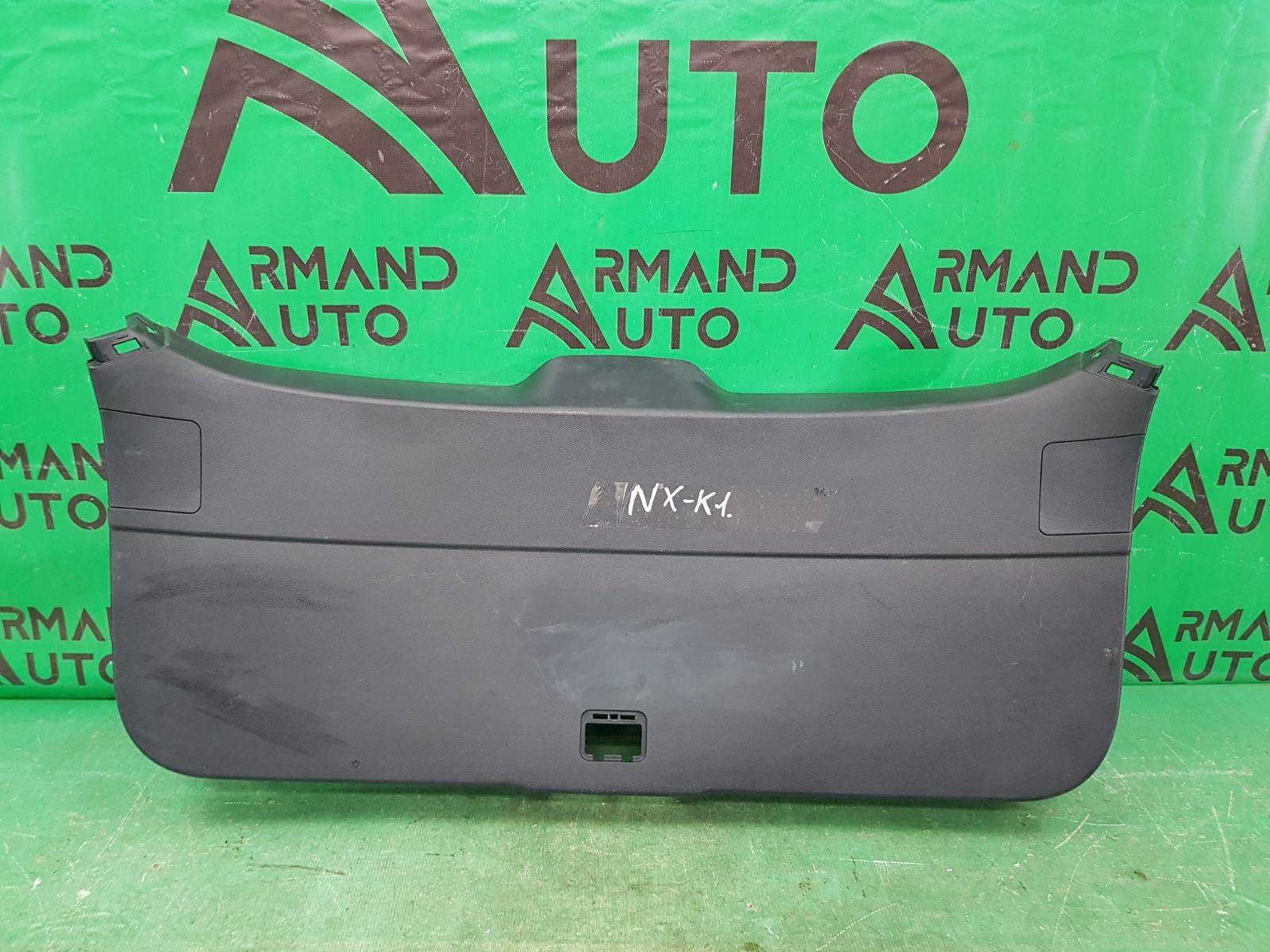 Обшивка двери багажника Lexus Nx 1 2014 (б/у)