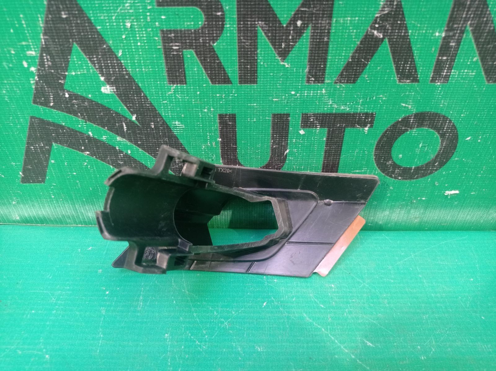 Кронштейн омывателя фар Bmw M3 F80 2014 правый (б/у)