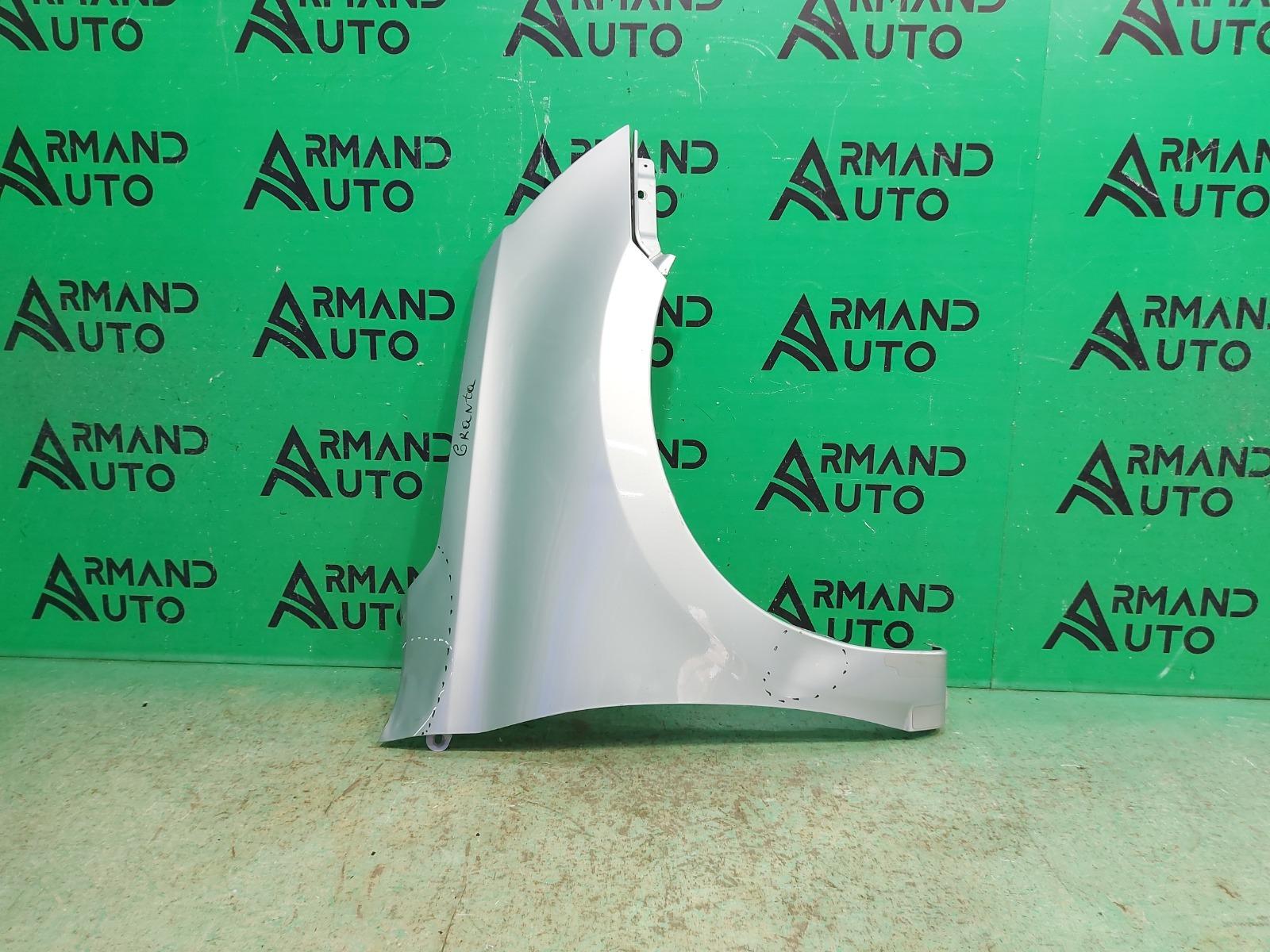 Крыло Lada Granta 1 2011 переднее правое (б/у)