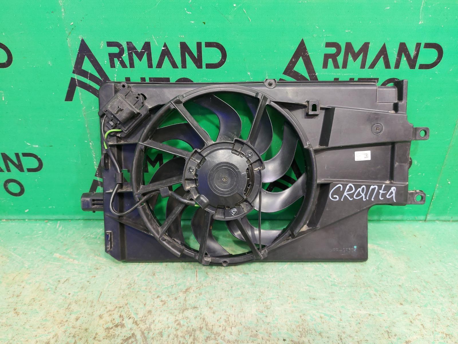 Диффузор вентилятора Lada Granta 1 2011 (б/у)