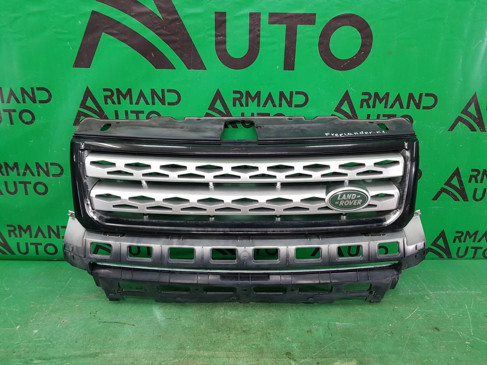 Решетка радиатора Land Rover Freelander 2 РЕСТАЙЛИНГ 2010 (б/у)