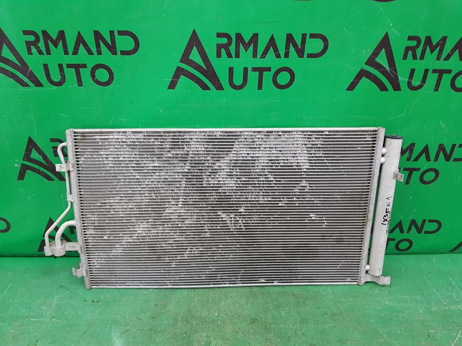 Радиатор кондиционера Hyundai Ix35 1 РЕСТАЙЛИНГ 2013 (б/у)