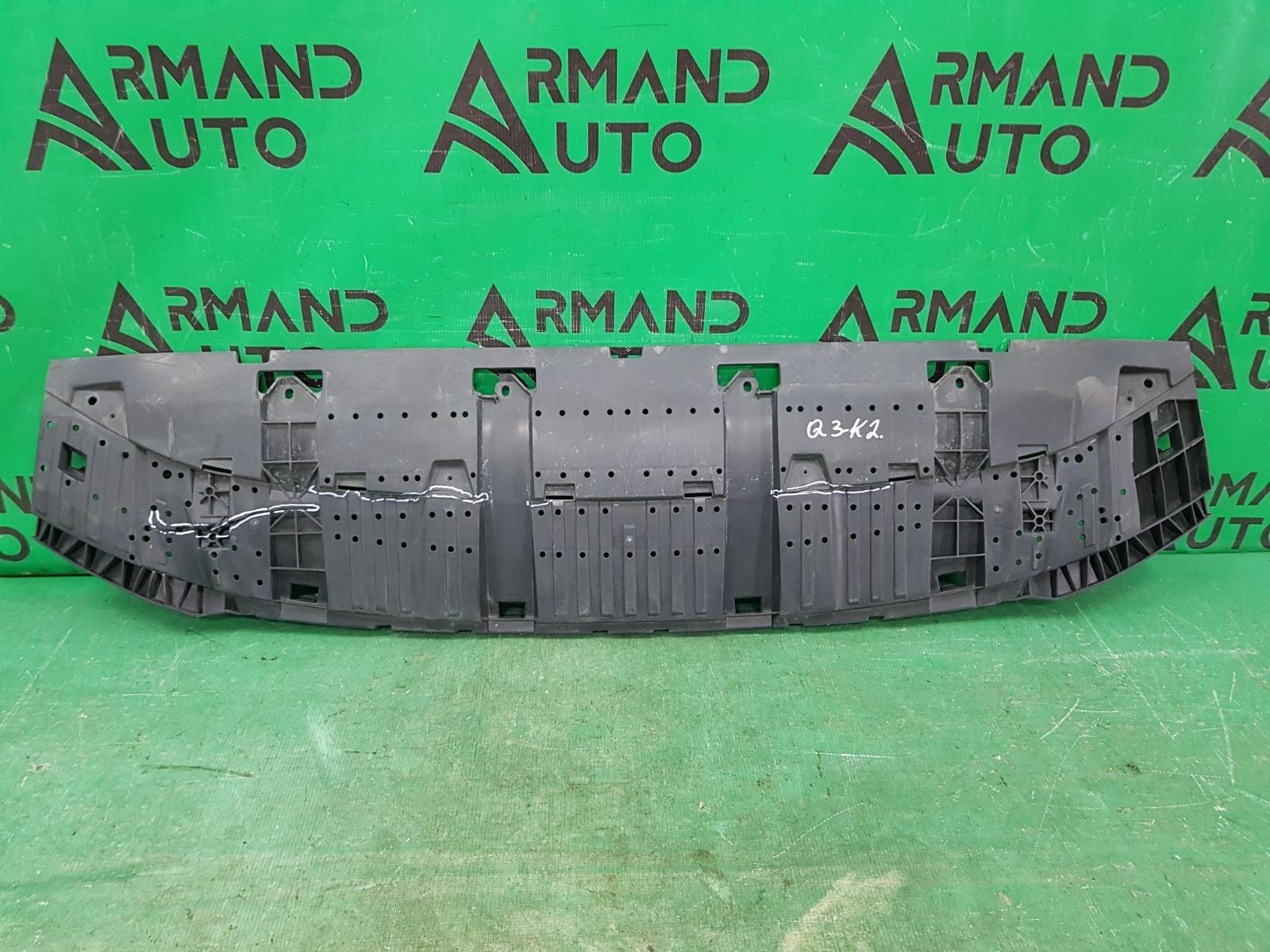 Защита двигателя Audi Q3 8U РЕСТАЙЛИНГ 2014 передняя (б/у)