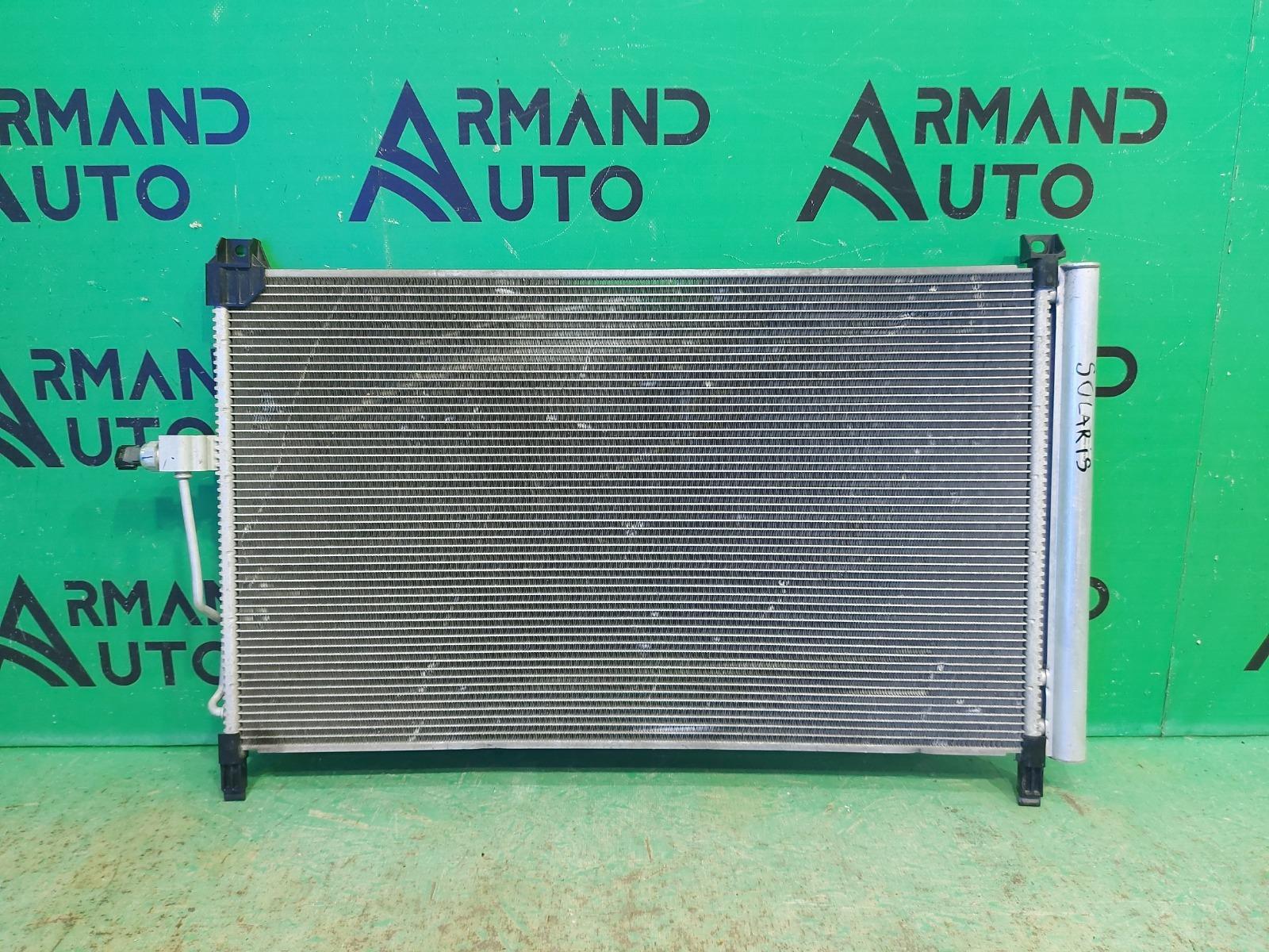 Радиатор кондиционера Nissan Murano Z52 2014 (б/у)