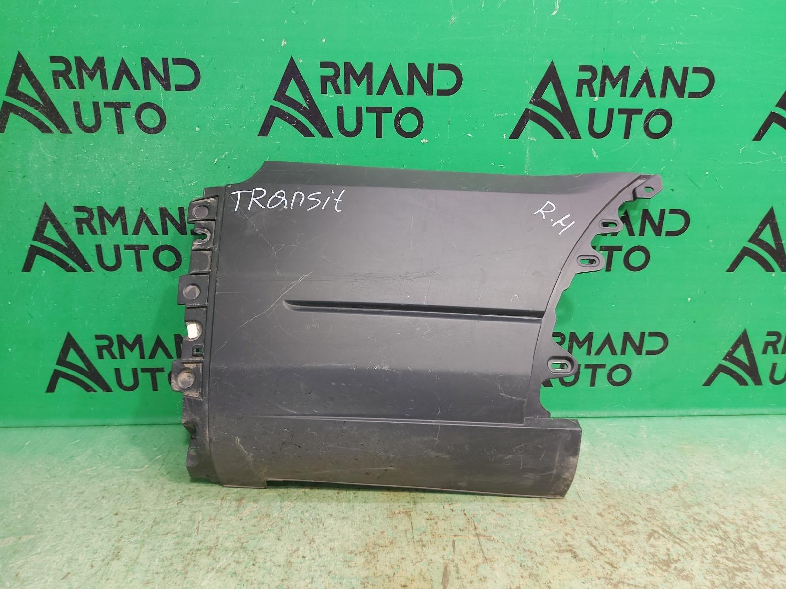 Накладка бампера Ford Transit 7 2014 задняя правая (б/у)