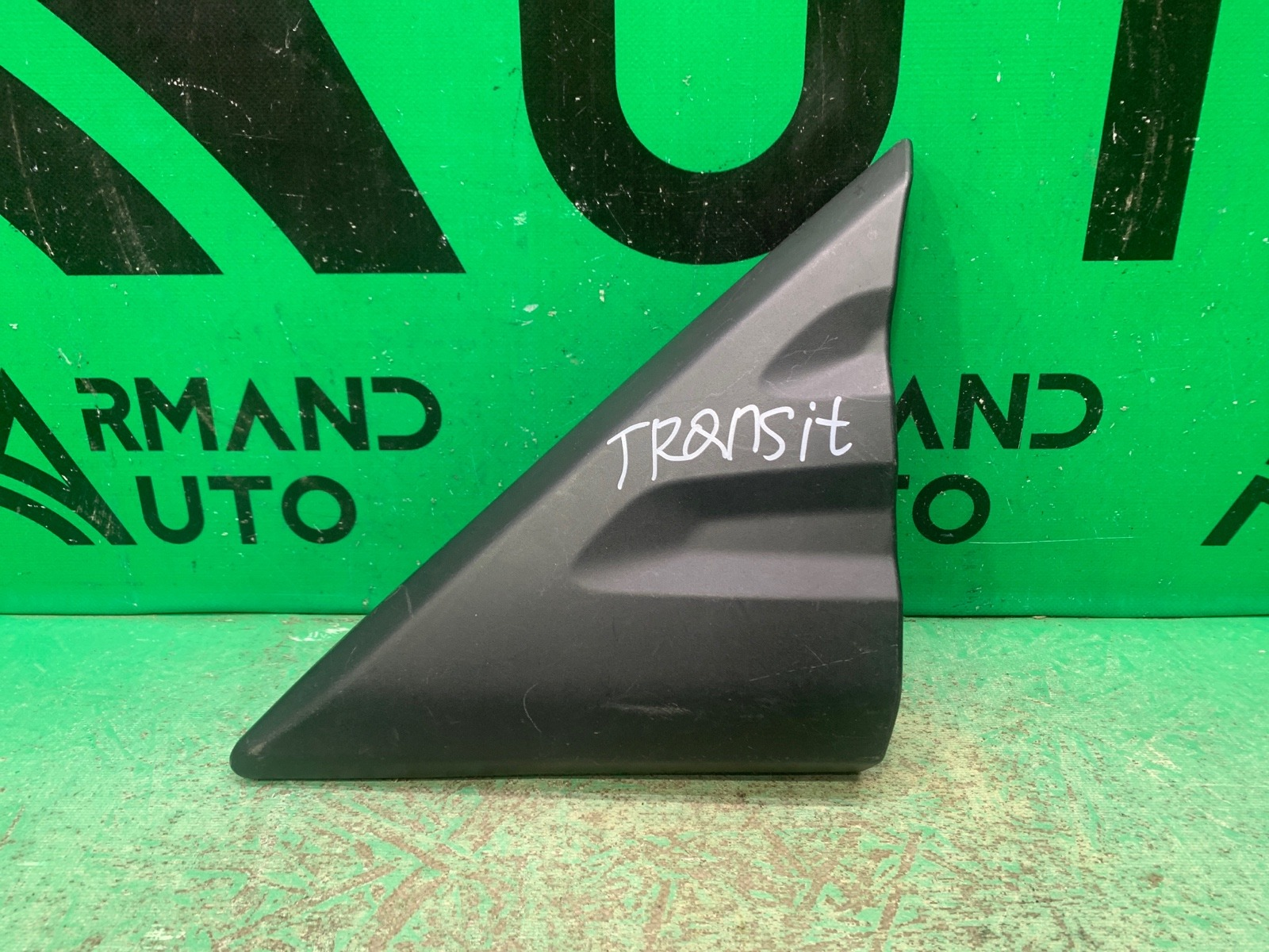 Накладка зеркала Ford Transit 7 2014 левая (б/у)